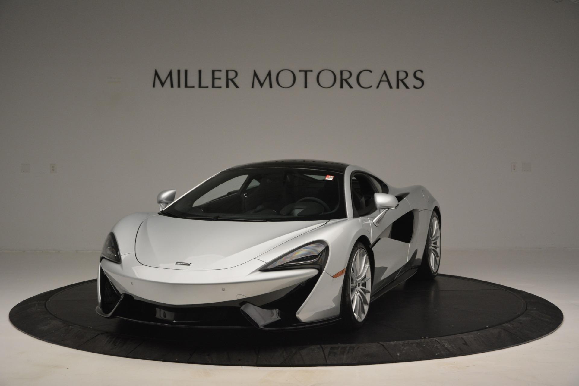 New 2019 McLaren 570GT Coupe For Sale In Westport, CT 2725_p2