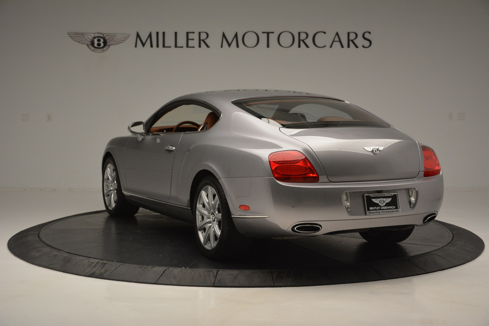 Used 2005 Bentley Continental GT GT Turbo For Sale In Westport, CT 2726_p5