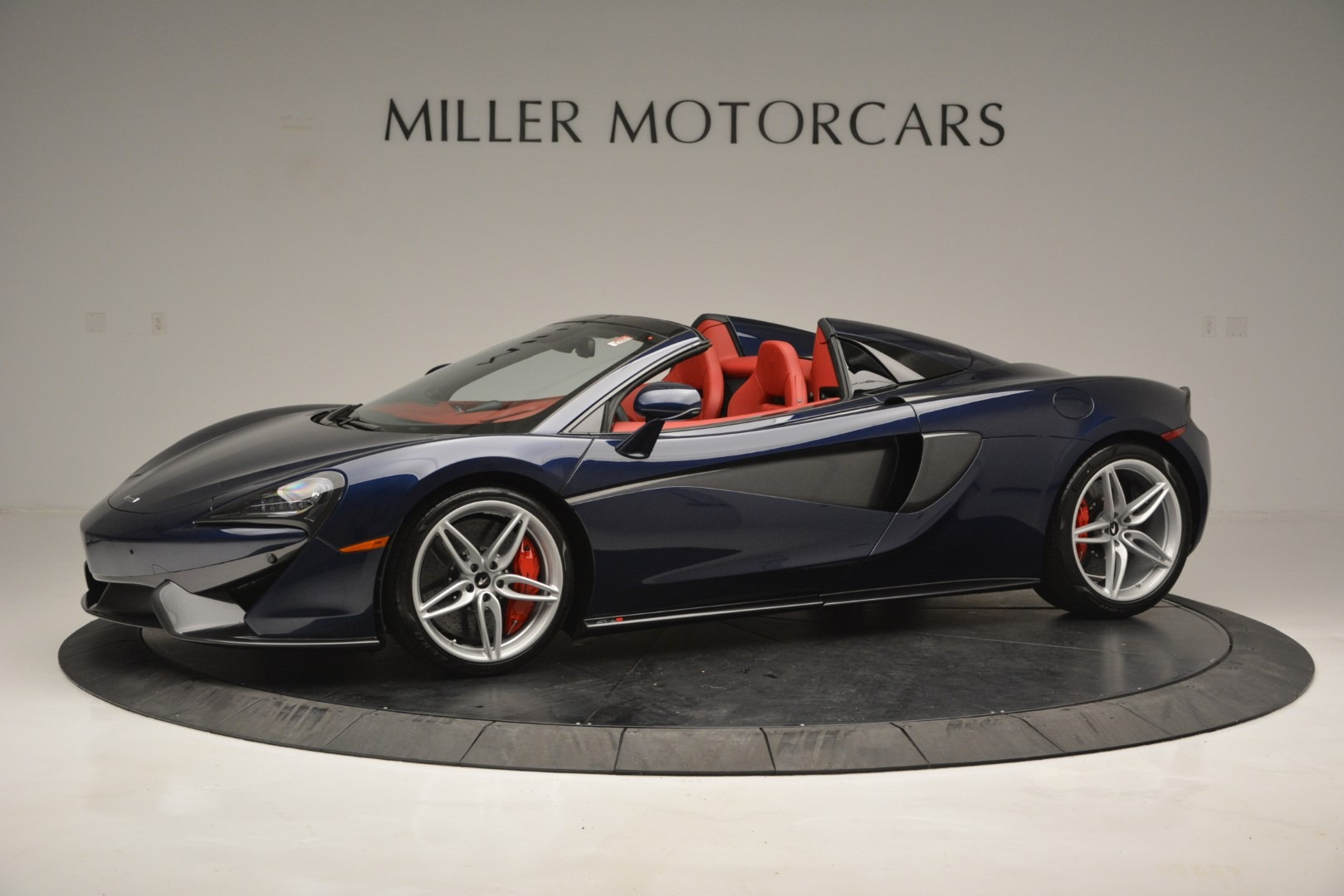 New 2019 McLaren 570S Spider Convertible For Sale In Westport, CT 2727_main