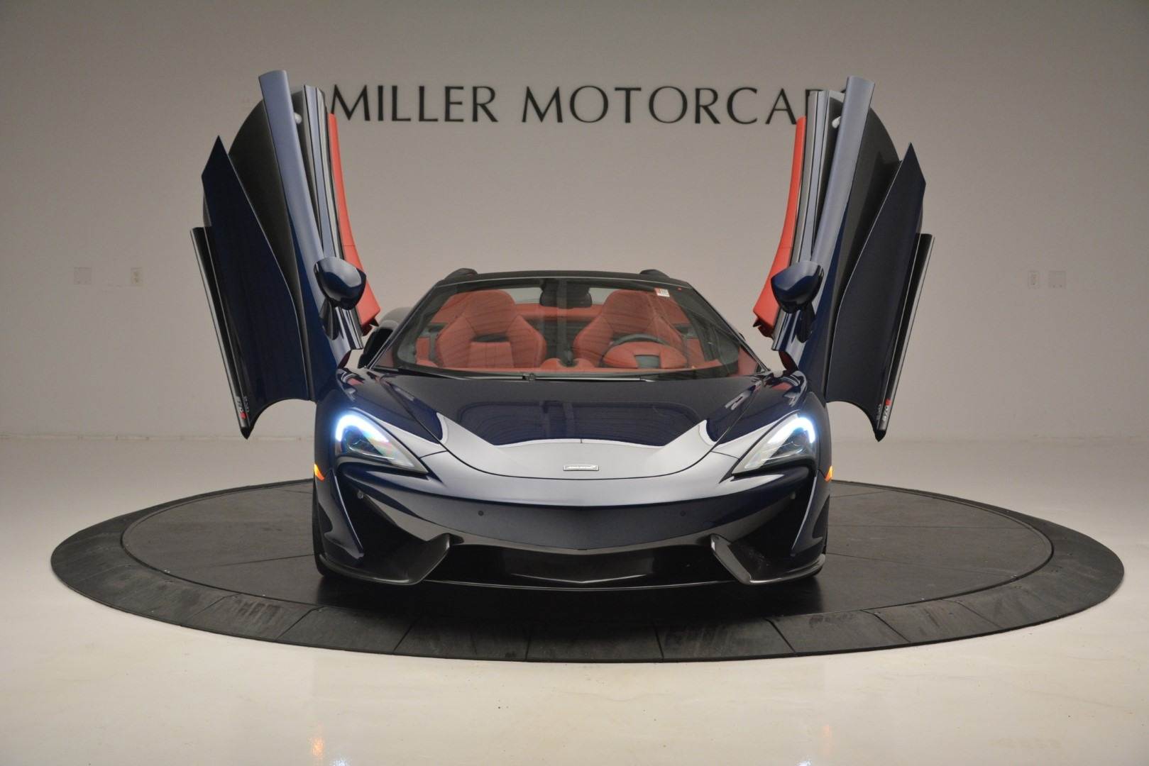 New 2019 McLaren 570S Spider Convertible For Sale In Westport, CT 2727_p13