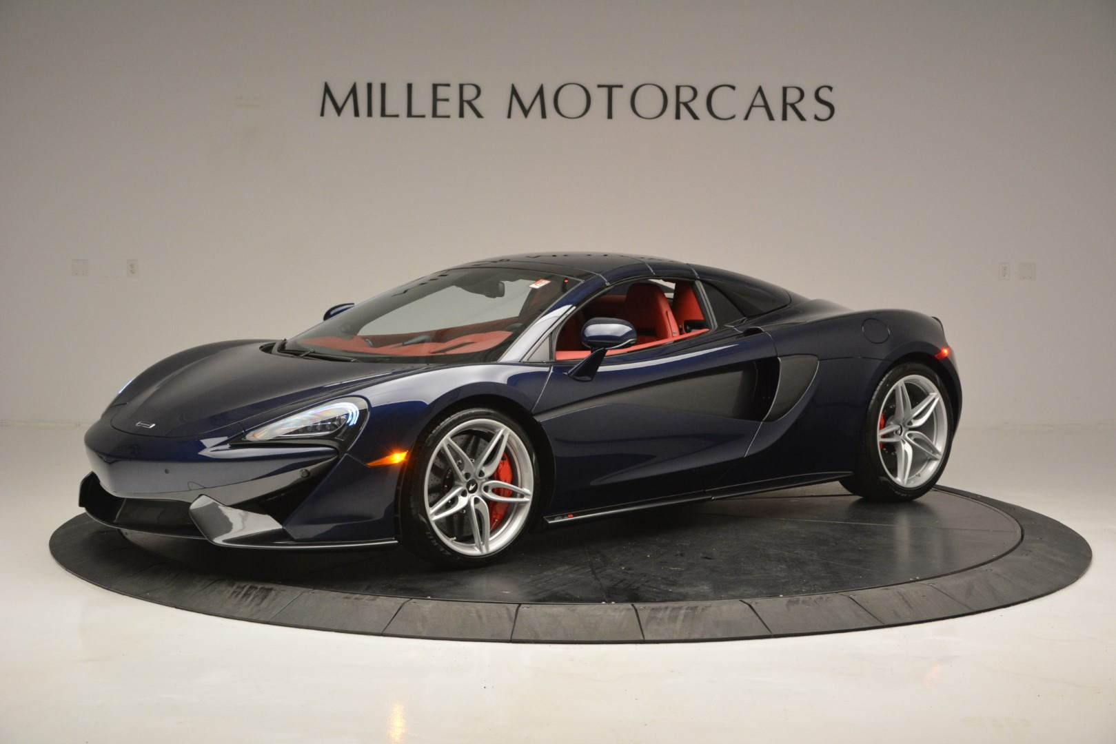 New 2019 McLaren 570S Spider Convertible For Sale In Westport, CT 2727_p15