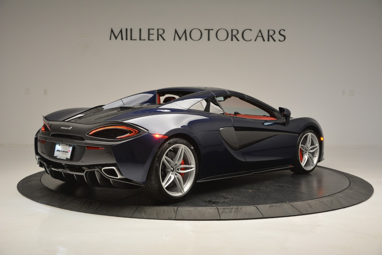 New 2019 McLaren 570S Spider Convertible For Sale In Westport, CT 2727_p19