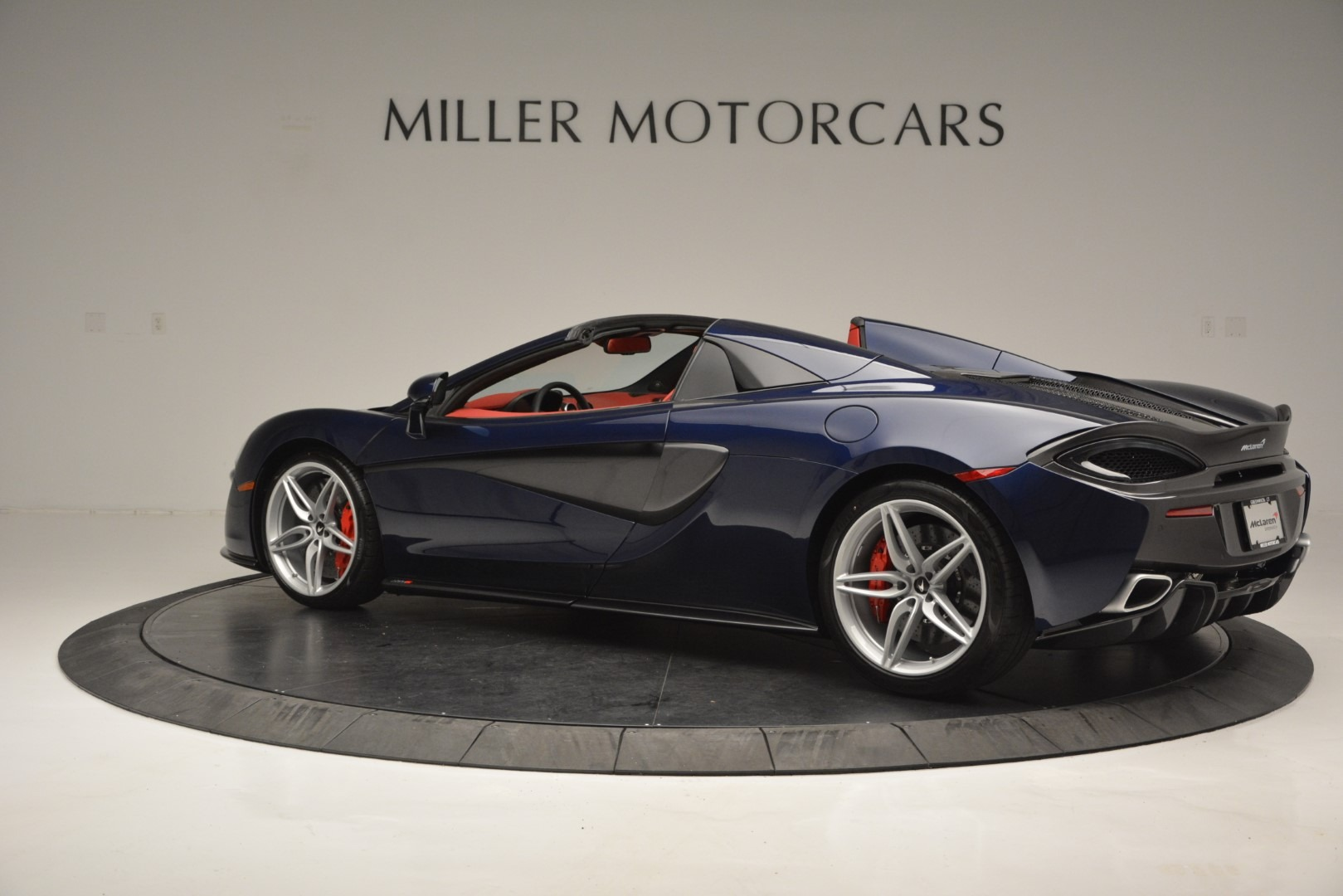 New 2019 McLaren 570S Spider Convertible For Sale In Westport, CT 2727_p4