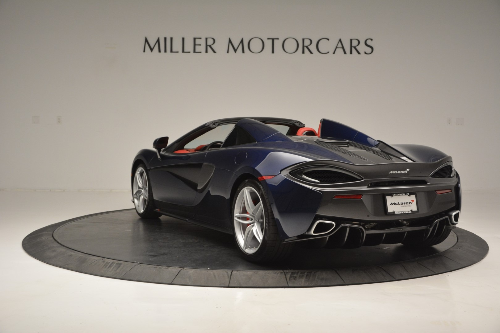 New 2019 McLaren 570S Spider Convertible For Sale In Westport, CT 2727_p5
