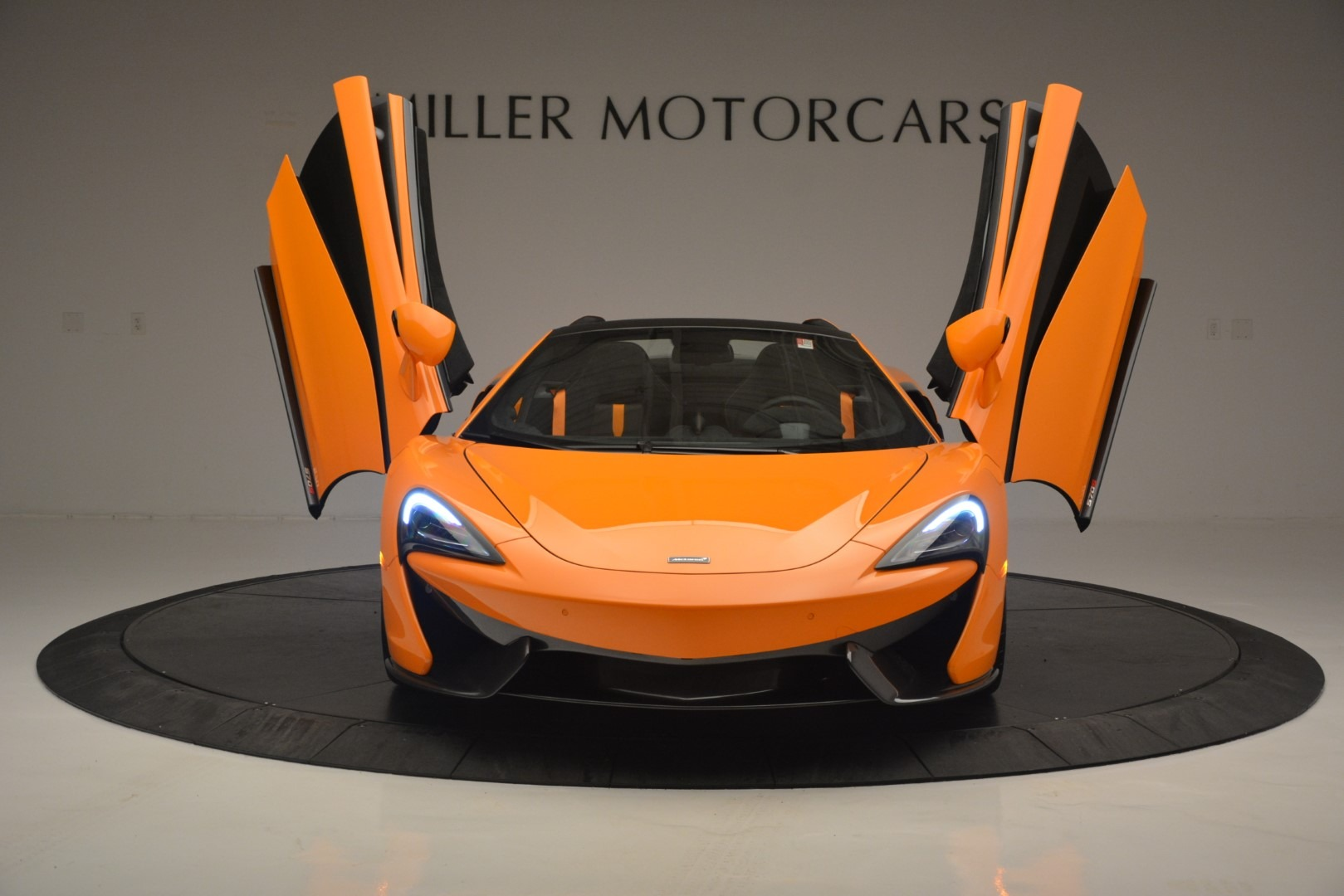 New 2019 McLaren 570S Spider Convertible For Sale In Westport, CT 2728_p13