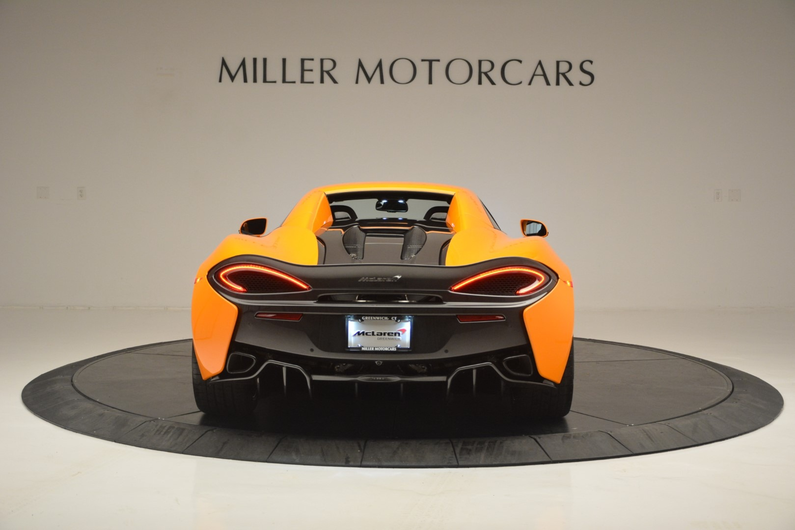 New 2019 McLaren 570S Spider Convertible For Sale In Westport, CT 2728_p18