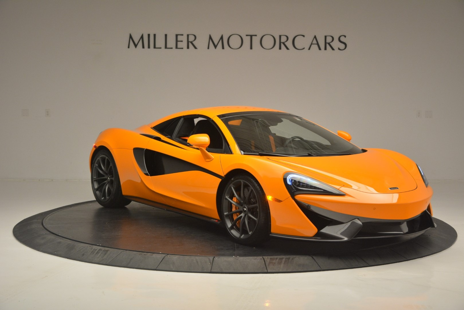 New 2019 McLaren 570S Spider Convertible For Sale In Westport, CT 2728_p21