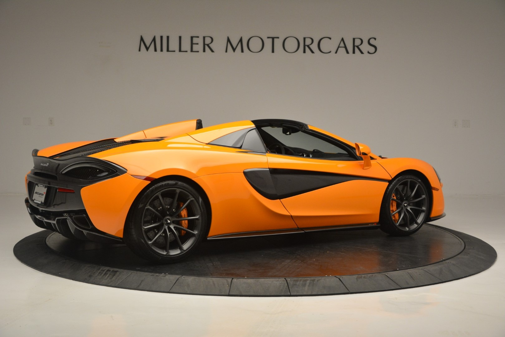 New 2019 McLaren 570S Spider Convertible For Sale In Westport, CT 2728_p8