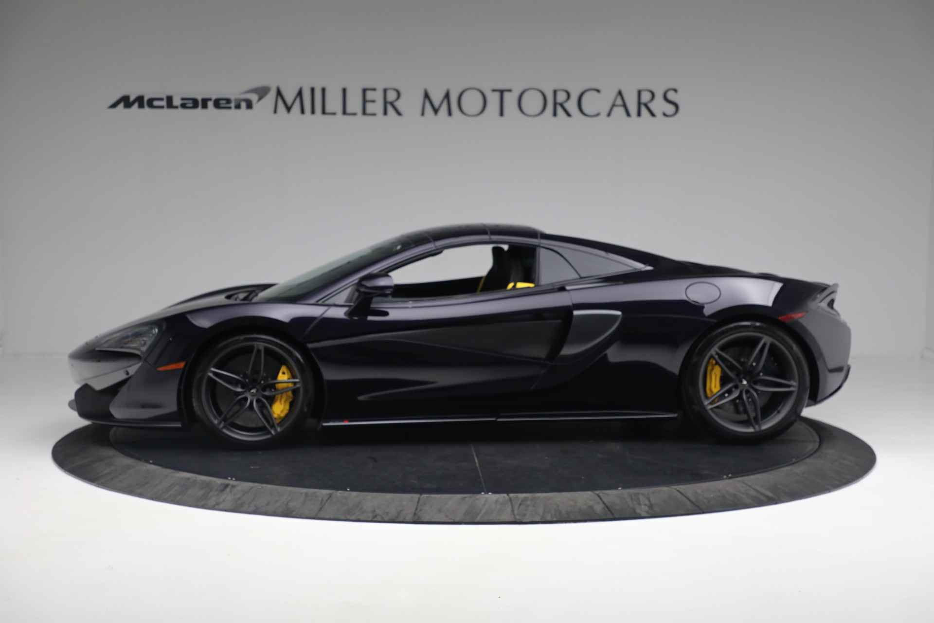 New 2019 McLaren 570S Spider Convertible For Sale In Westport, CT 2729_p14