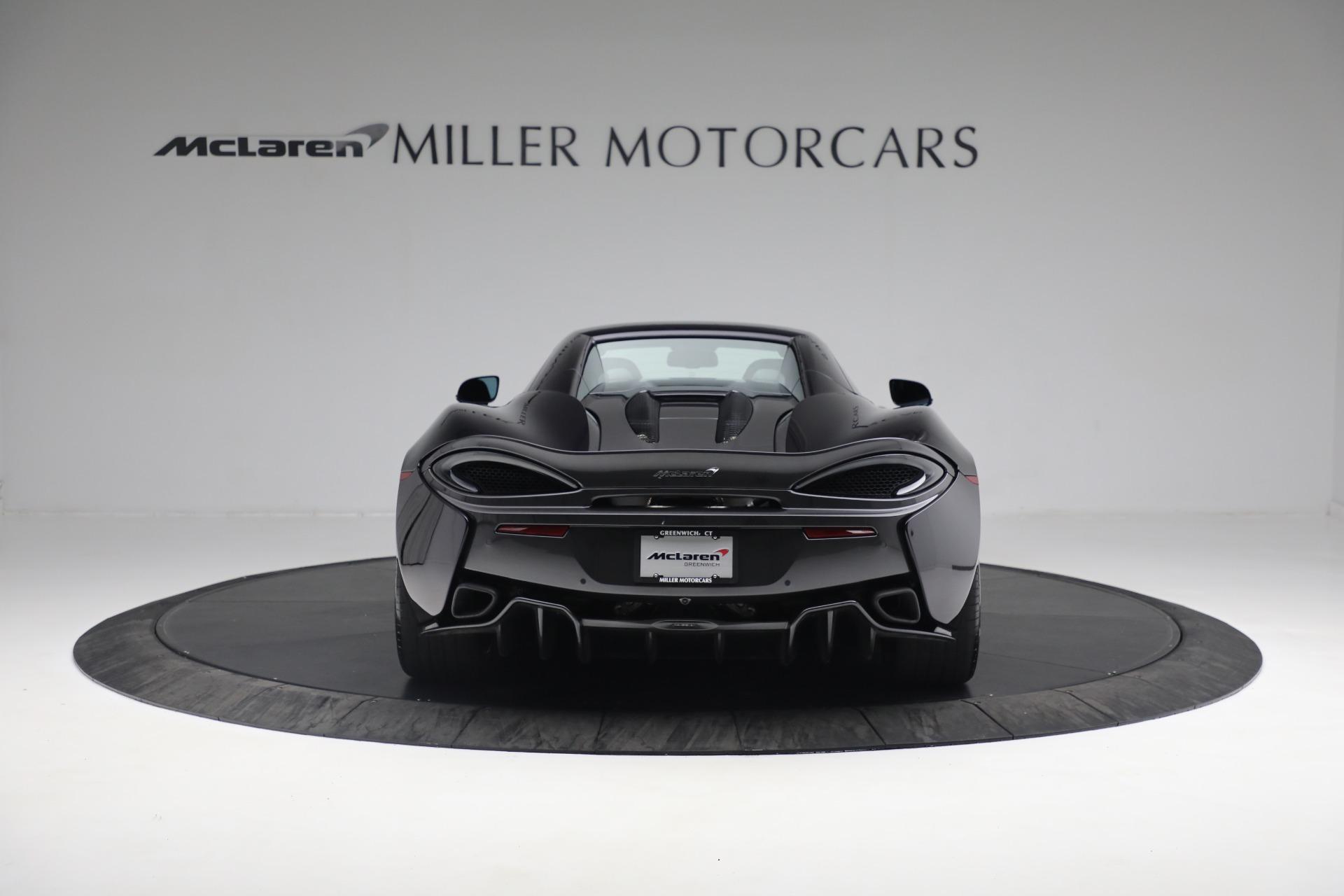 New 2019 McLaren 570S Spider Convertible For Sale In Westport, CT 2729_p17