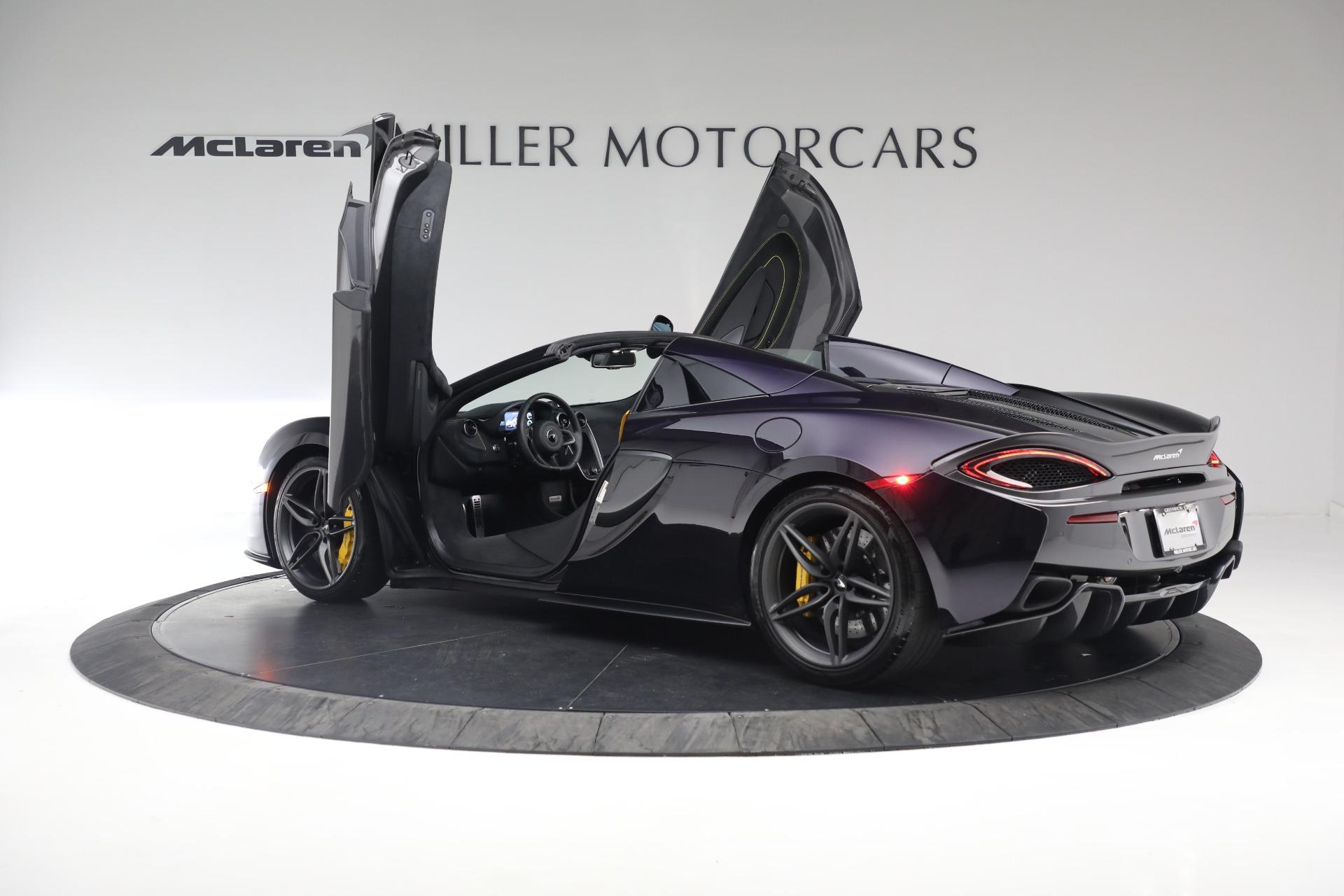 New 2019 McLaren 570S Spider Convertible For Sale In Westport, CT 2729_p26