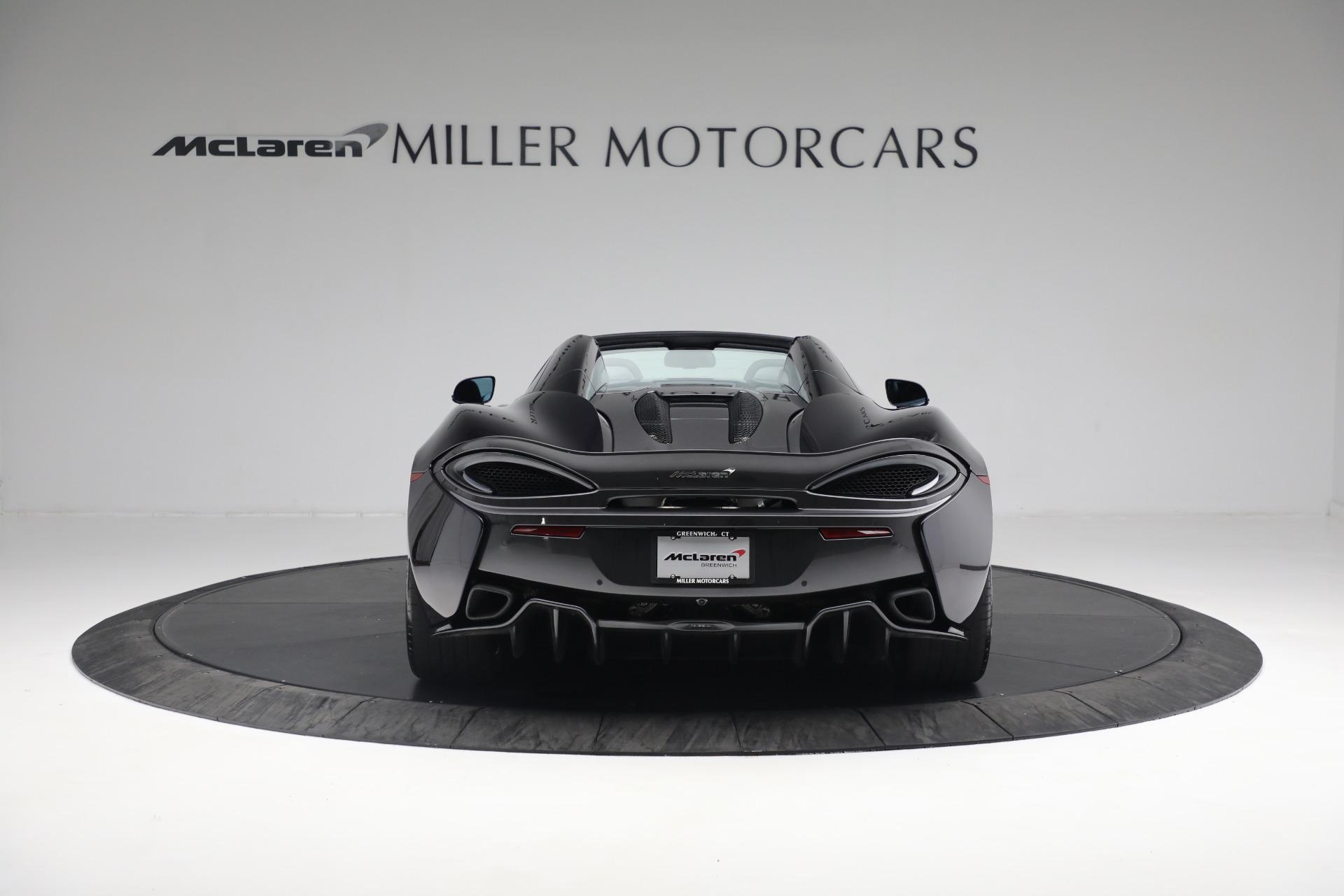 New 2019 McLaren 570S Spider Convertible For Sale In Westport, CT 2729_p6