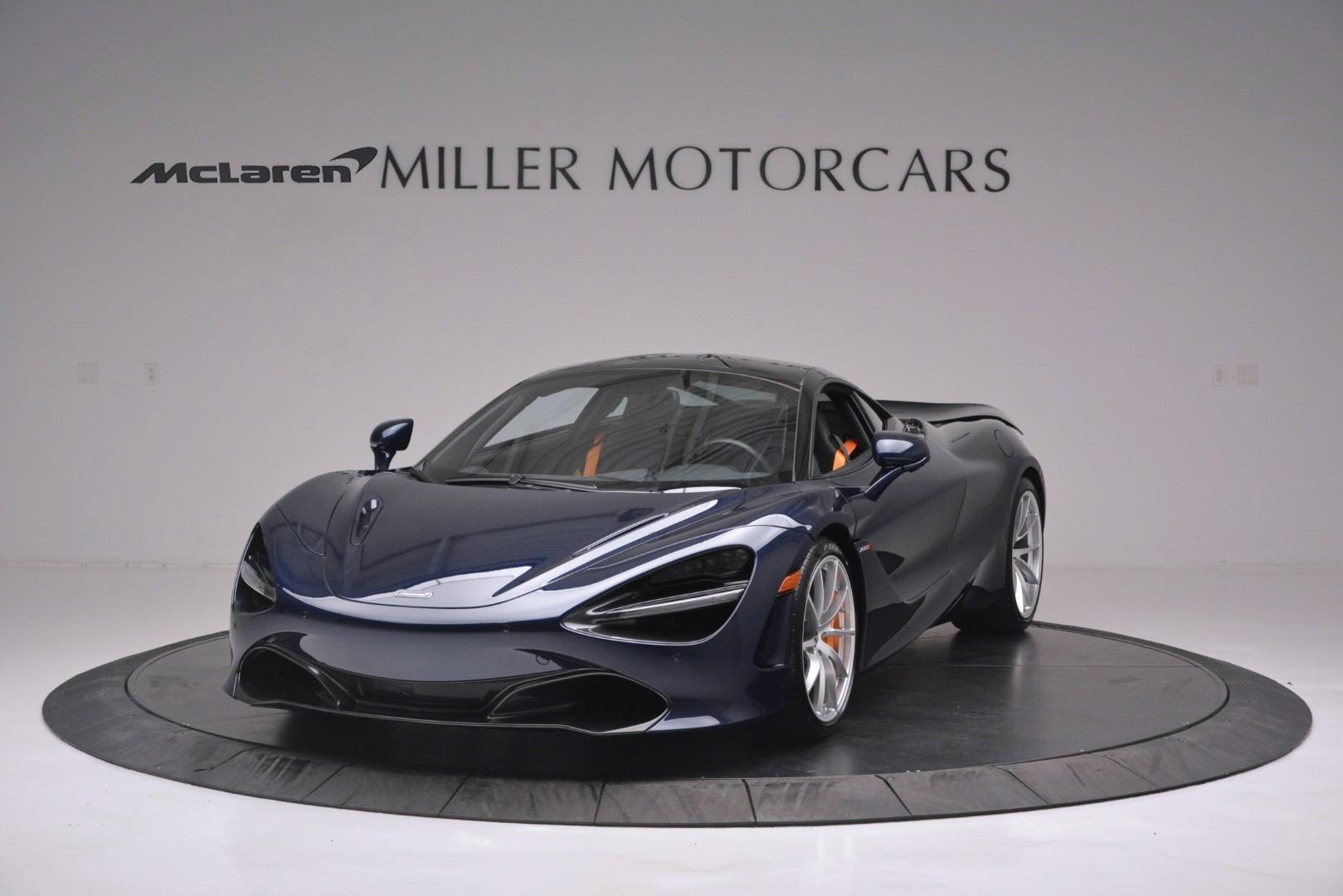 New 2019 McLaren 720S Coupe For Sale In Westport, CT 2730_p2