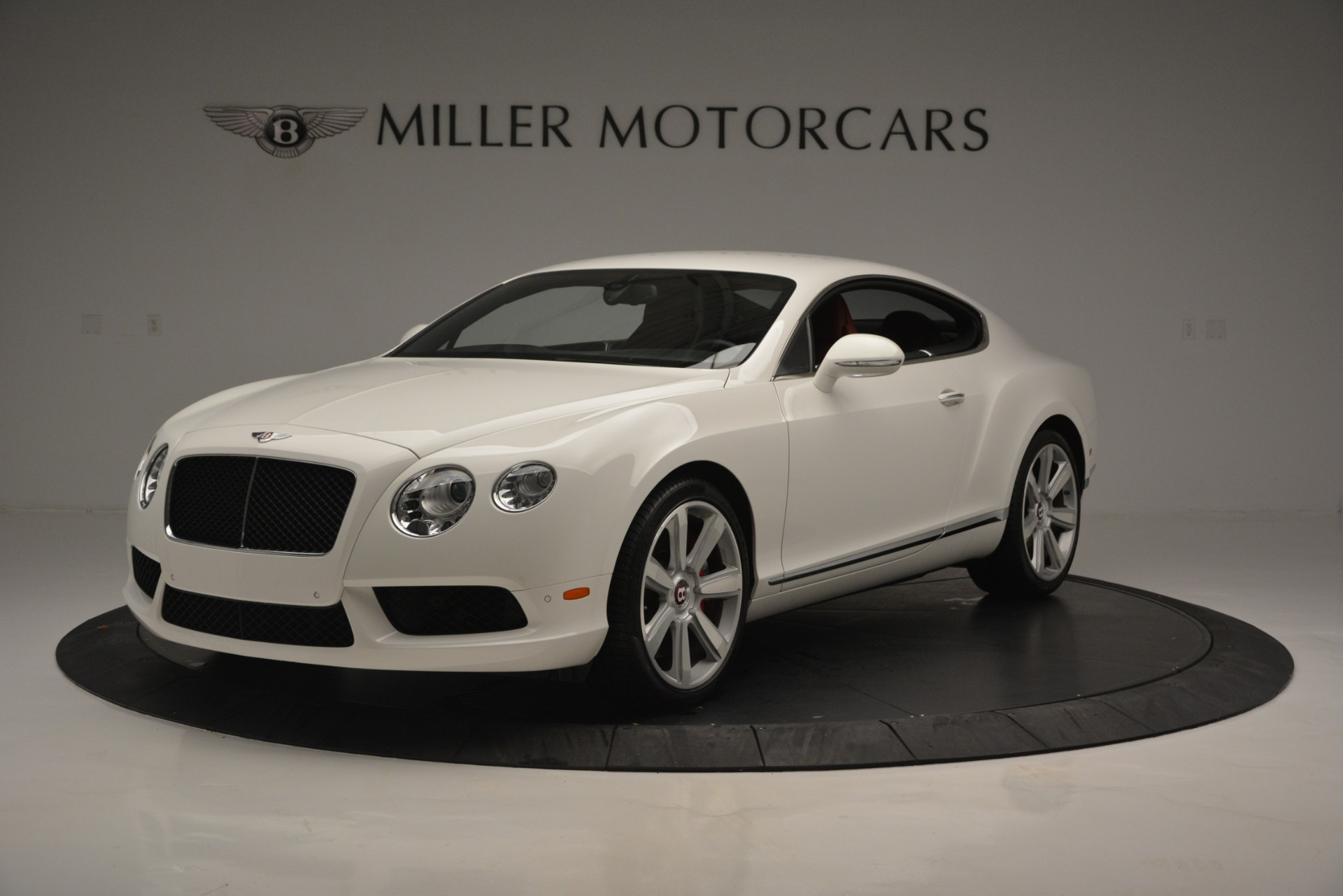 Used 2015 Bentley Continental GT V8 For Sale In Westport, CT 2731_main