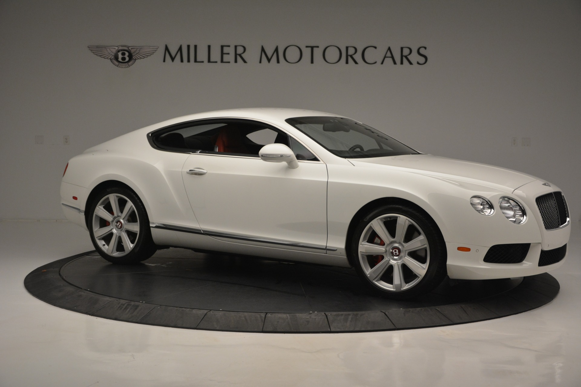 Used 2015 Bentley Continental GT V8 For Sale In Westport, CT 2731_p10