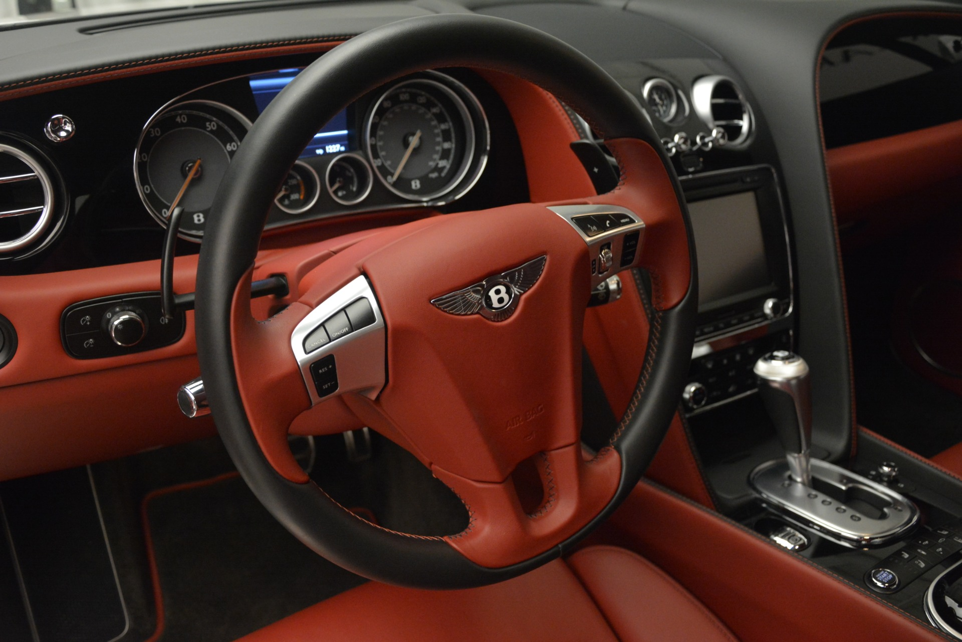 Used 2015 Bentley Continental GT V8 For Sale In Westport, CT 2731_p22
