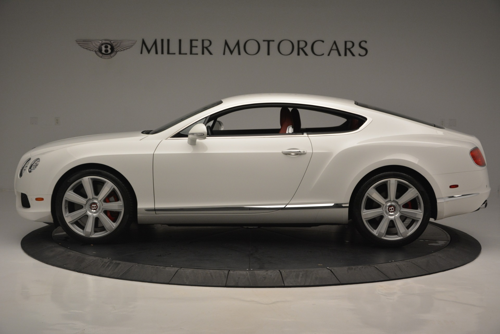 Used 2015 Bentley Continental GT V8 For Sale In Westport, CT 2731_p3