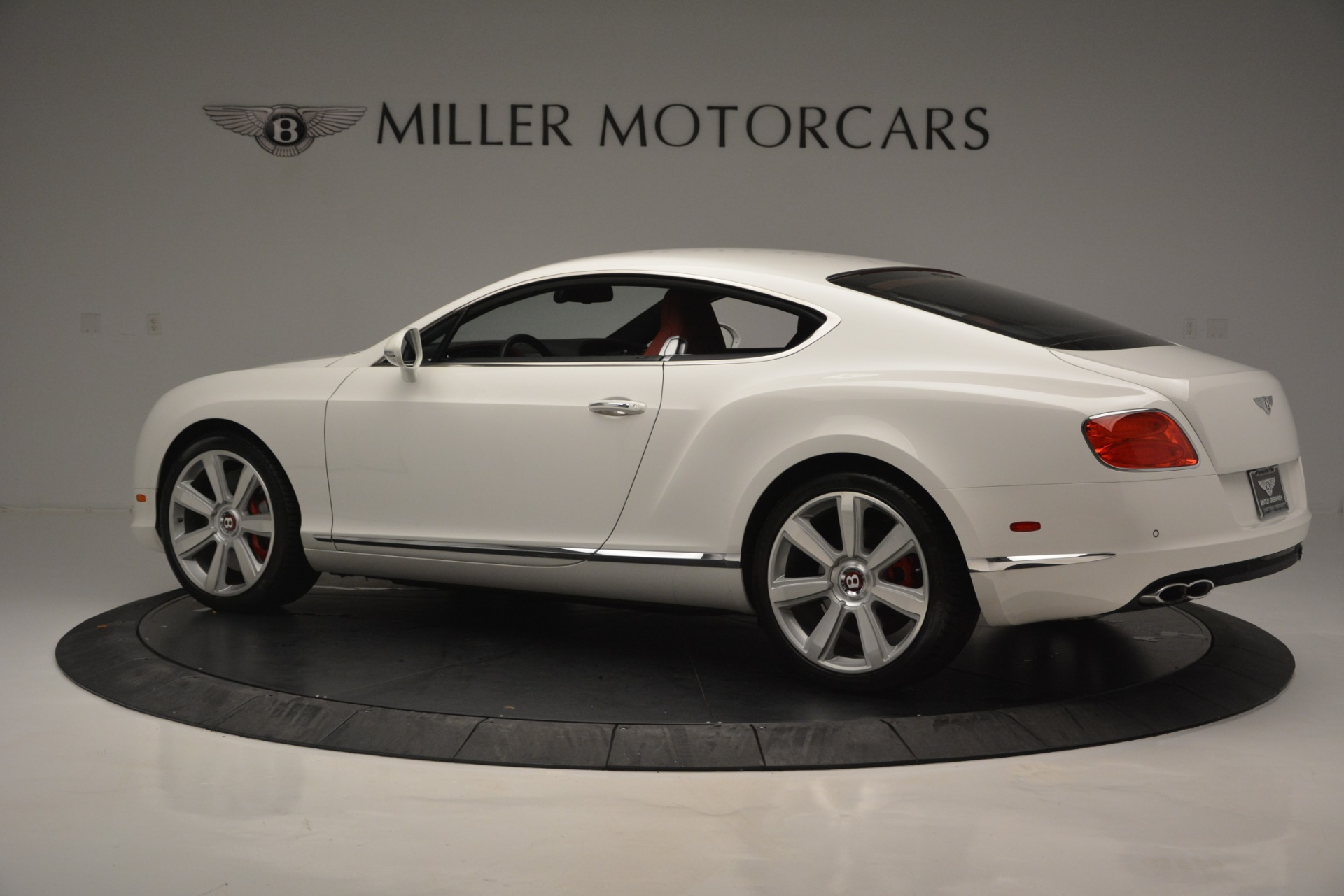 Used 2015 Bentley Continental GT V8 For Sale In Westport, CT 2731_p4
