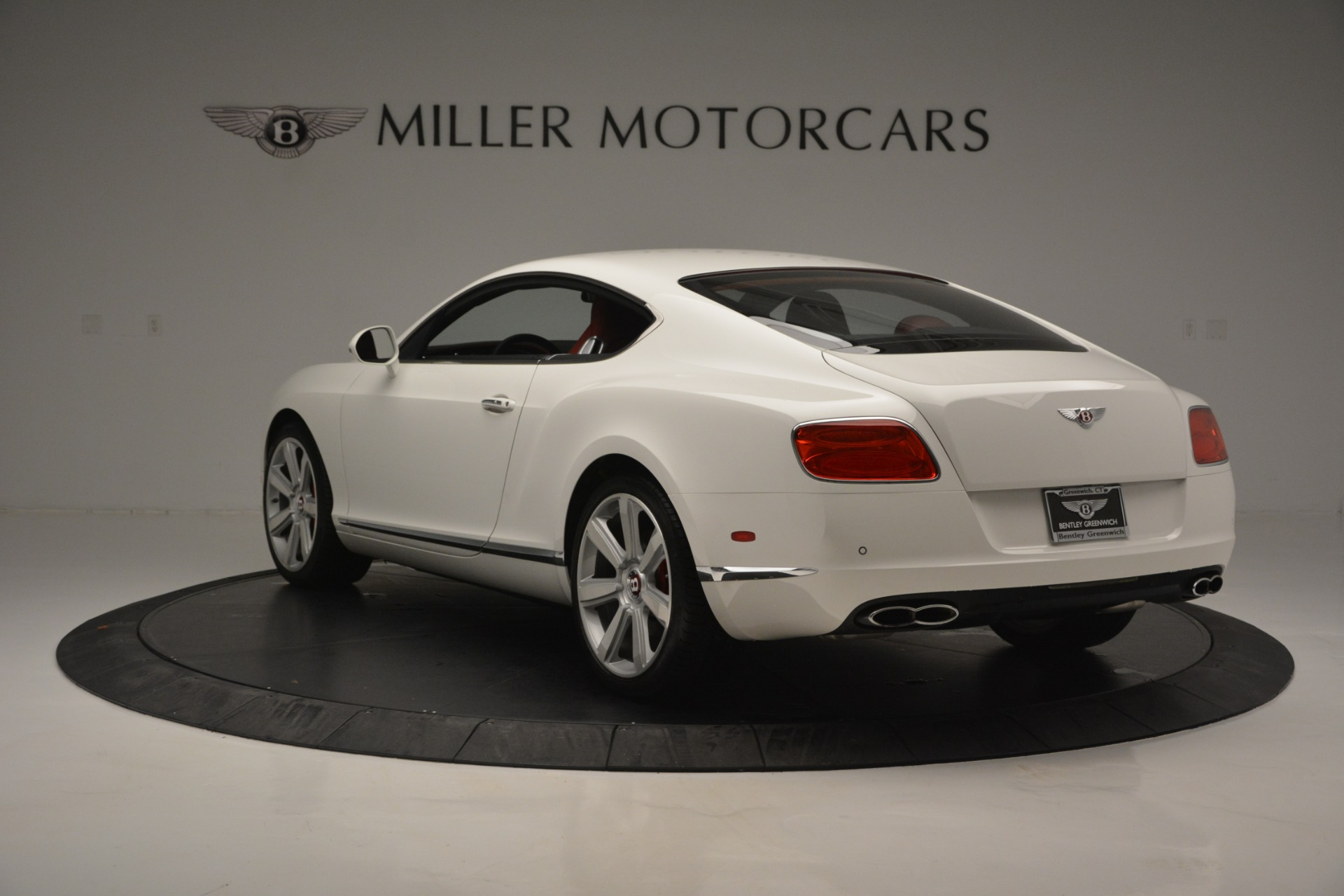 Used 2015 Bentley Continental GT V8 For Sale In Westport, CT 2731_p5