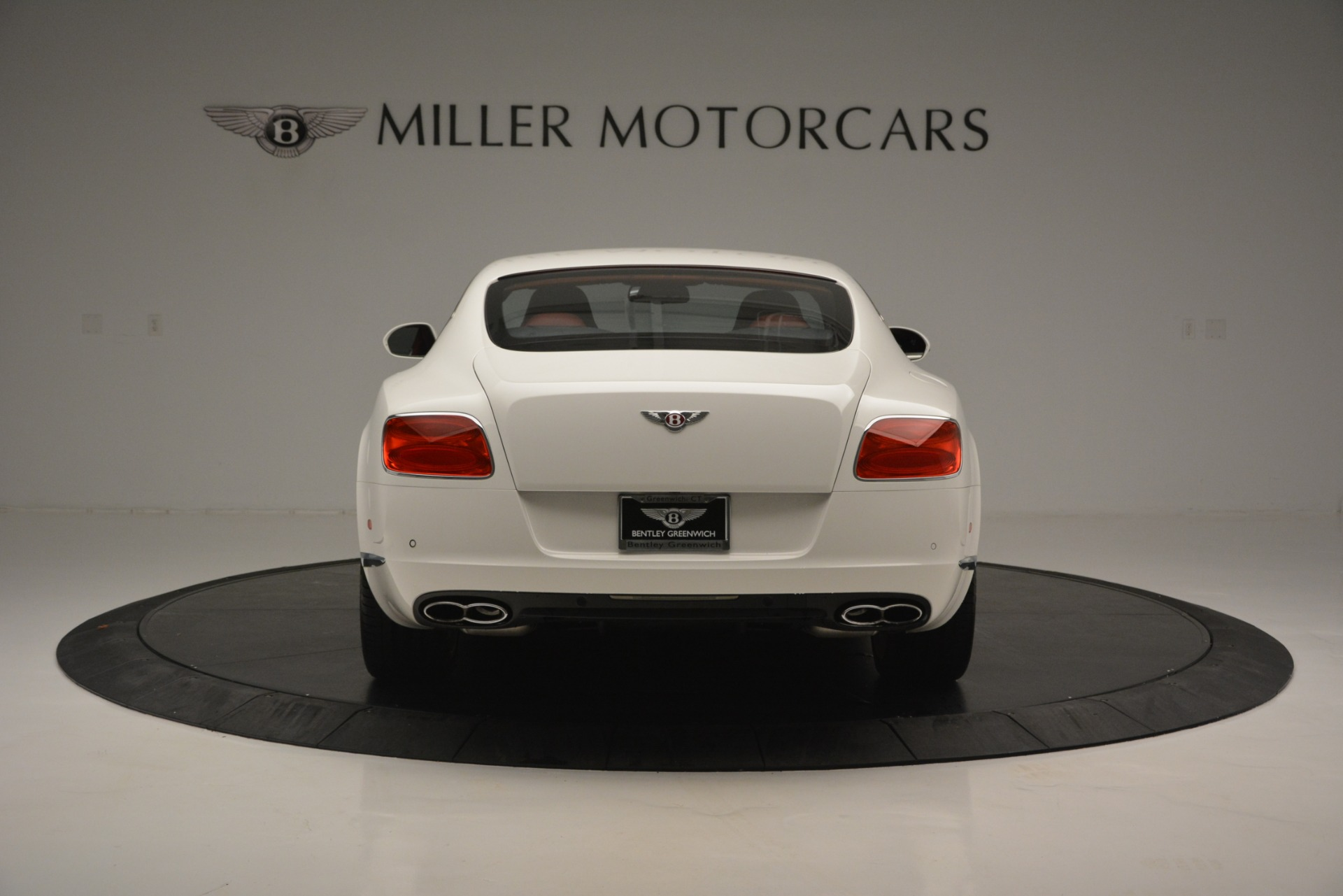 Used 2015 Bentley Continental GT V8 For Sale In Westport, CT 2731_p6