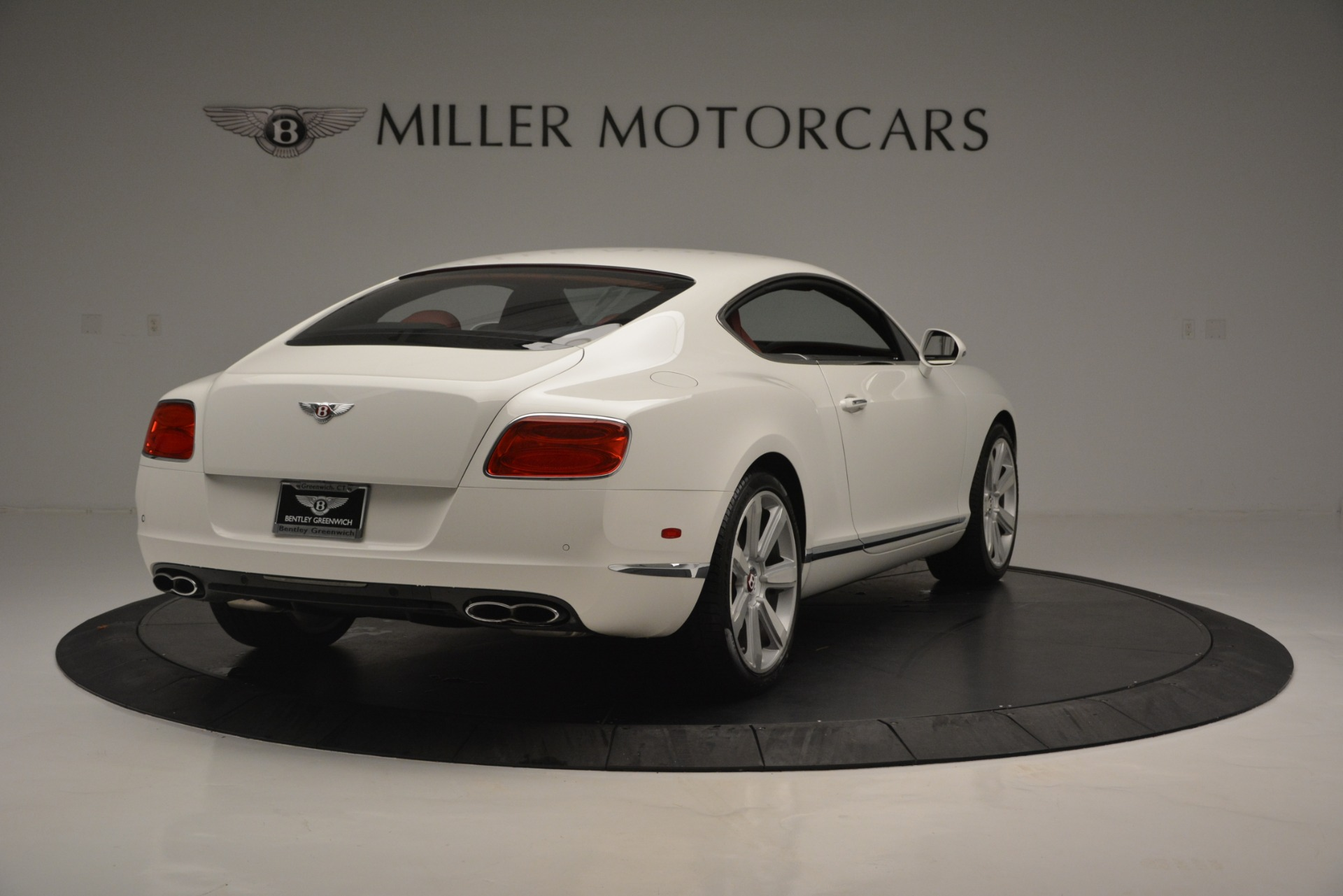 Used 2015 Bentley Continental GT V8 For Sale In Westport, CT 2731_p7
