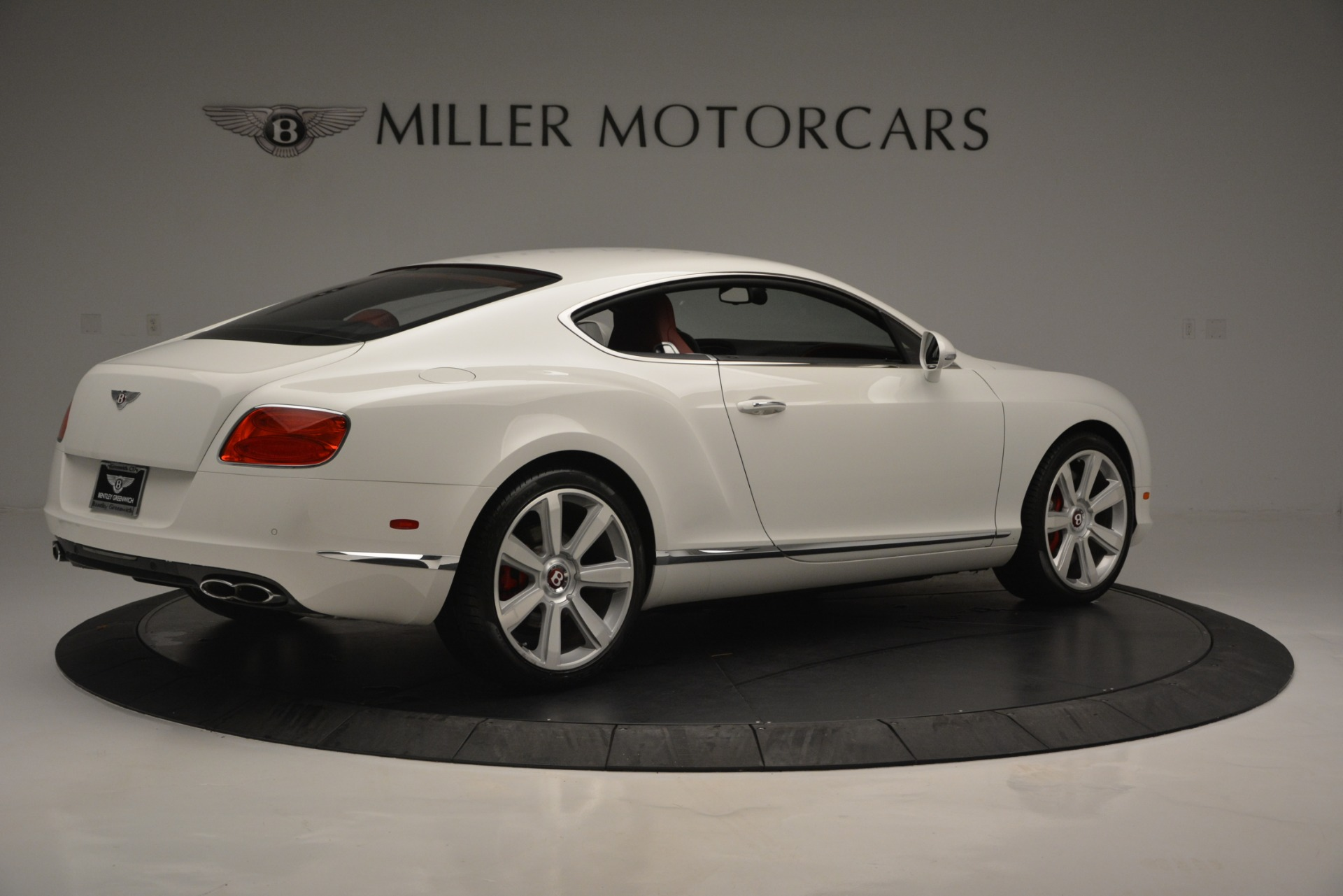 Used 2015 Bentley Continental GT V8 For Sale In Westport, CT 2731_p8