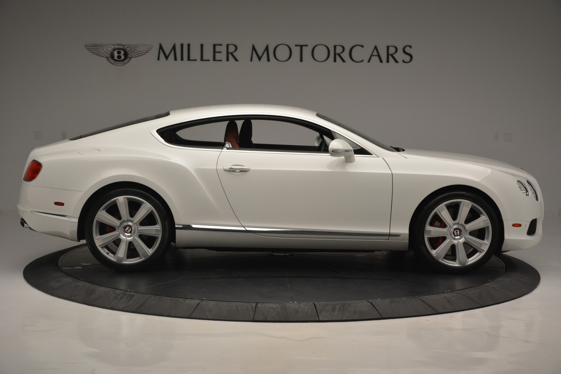 Used 2015 Bentley Continental GT V8 For Sale In Westport, CT 2731_p9