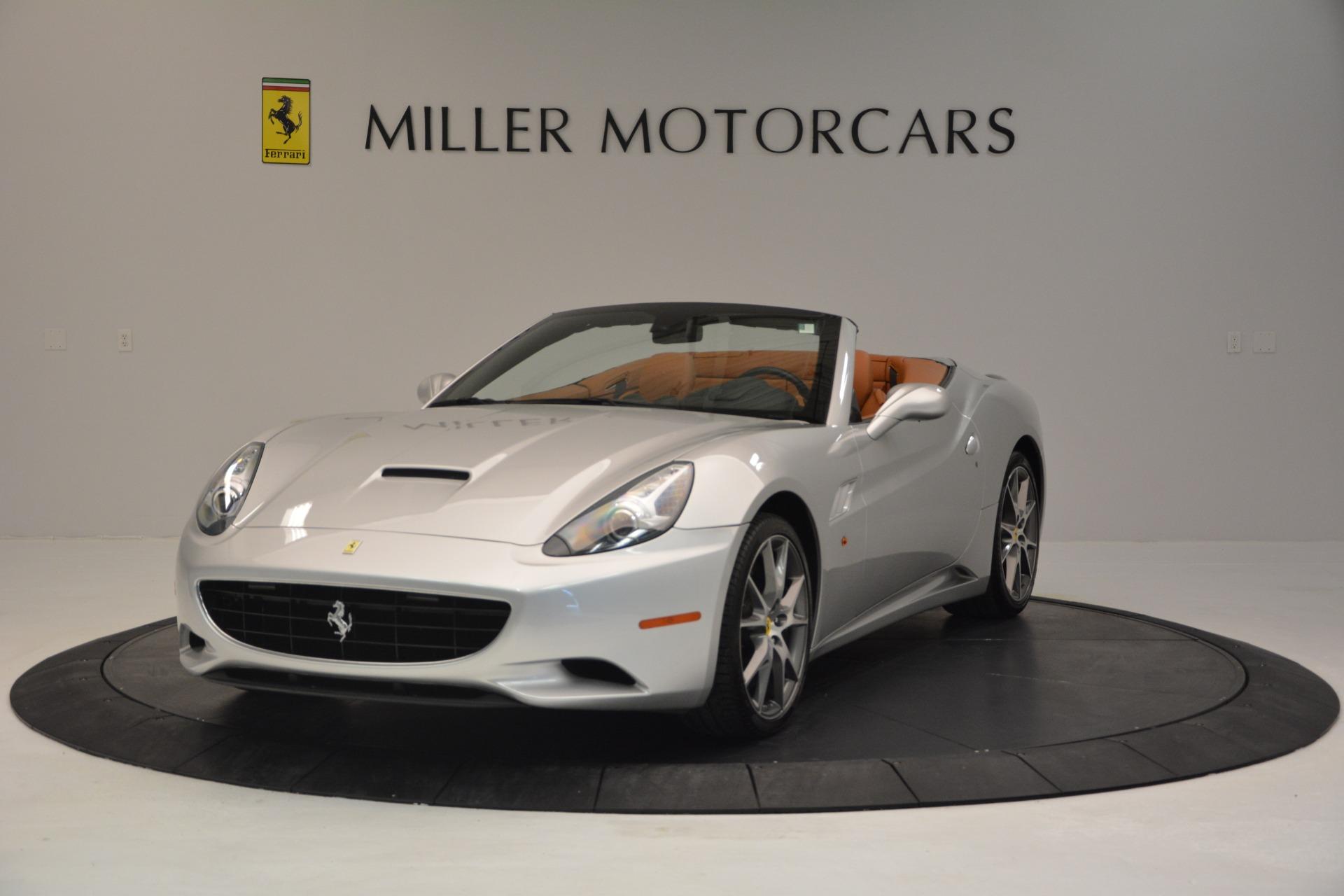 Used 2010 Ferrari California  For Sale In Westport, CT 2732_main
