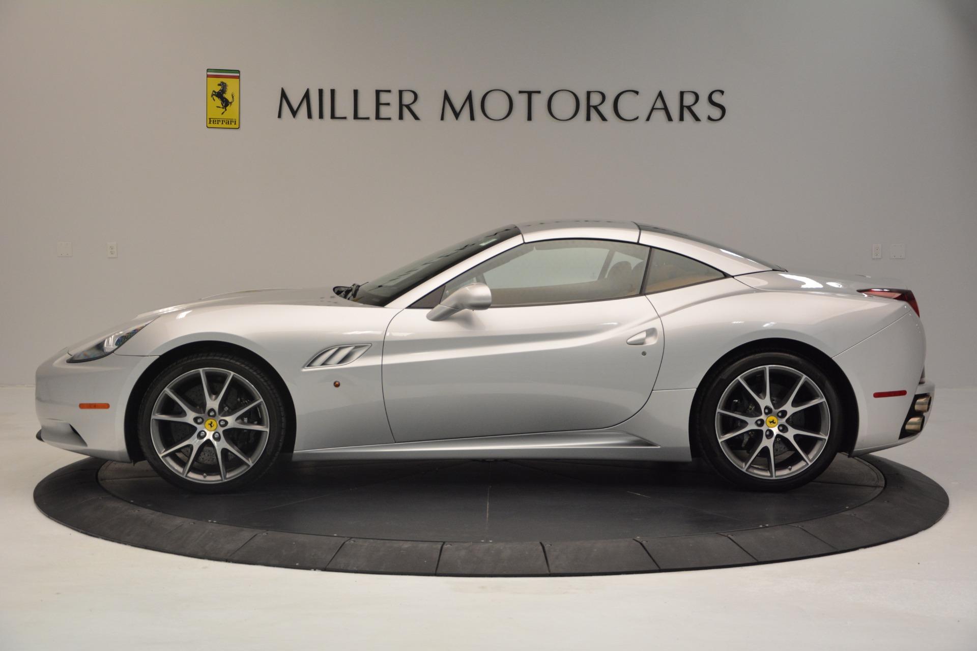 Used 2010 Ferrari California  For Sale In Westport, CT 2732_p15