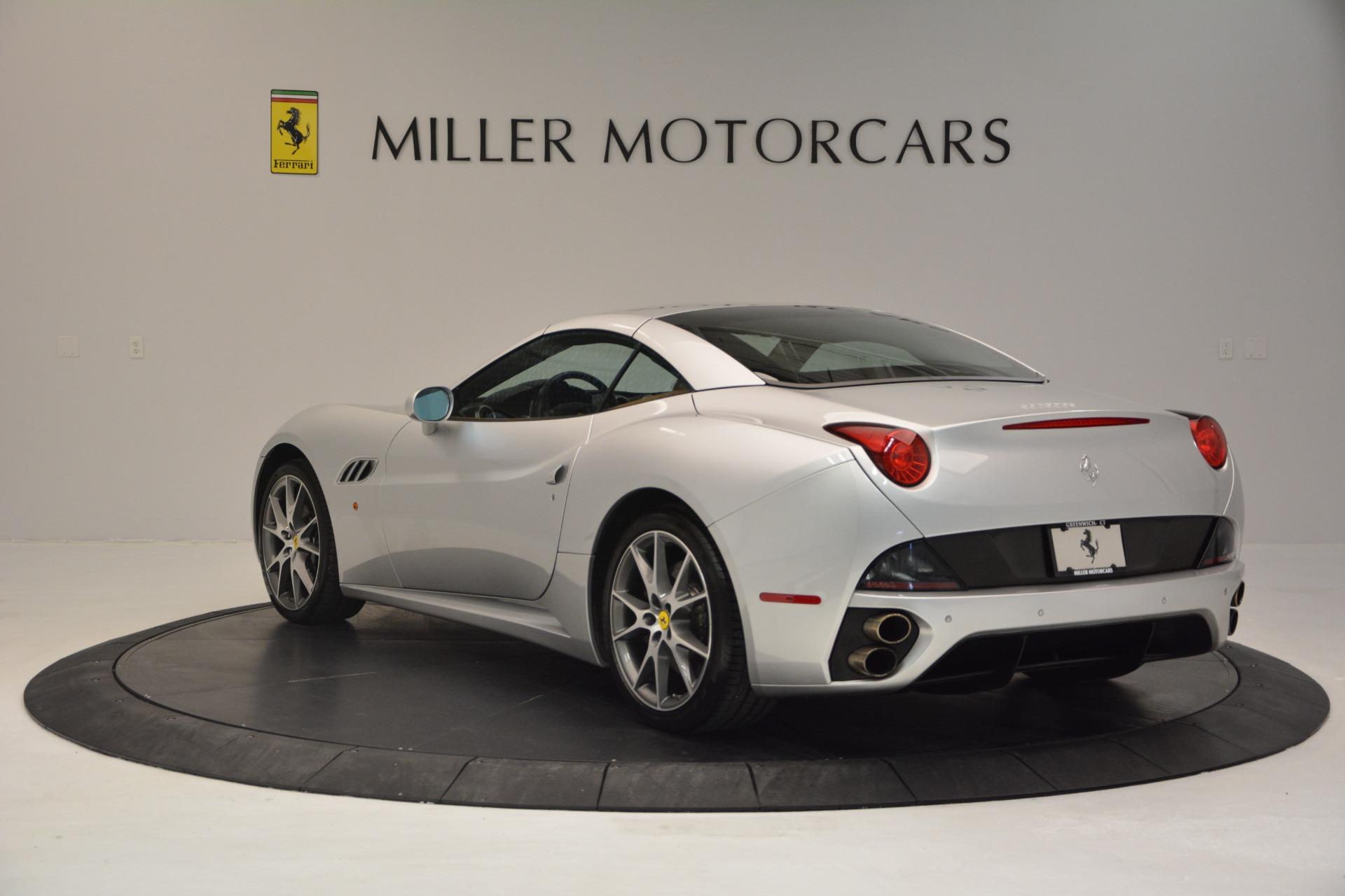 Used 2010 Ferrari California  For Sale In Westport, CT 2732_p17
