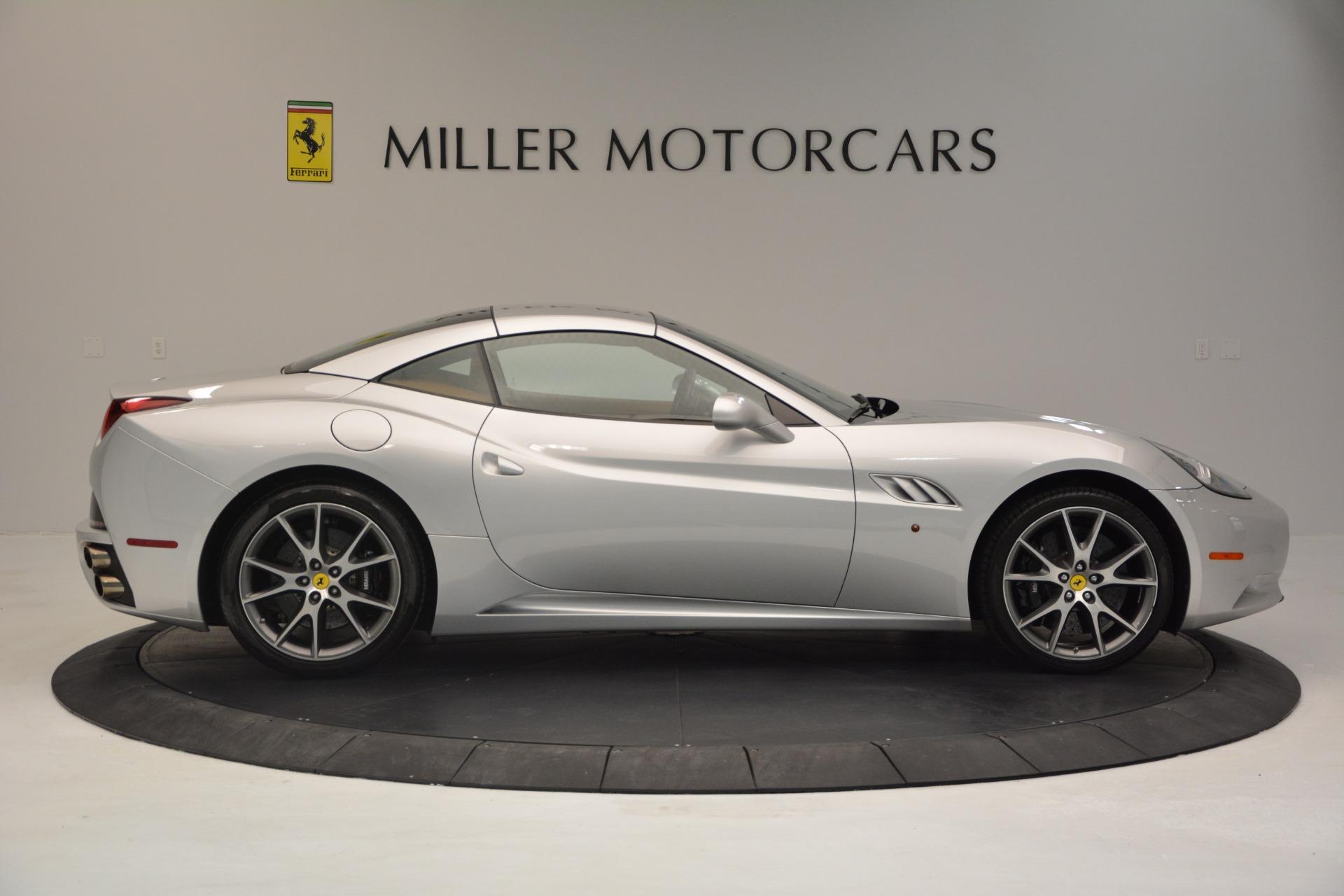 Used 2010 Ferrari California  For Sale In Westport, CT 2732_p21