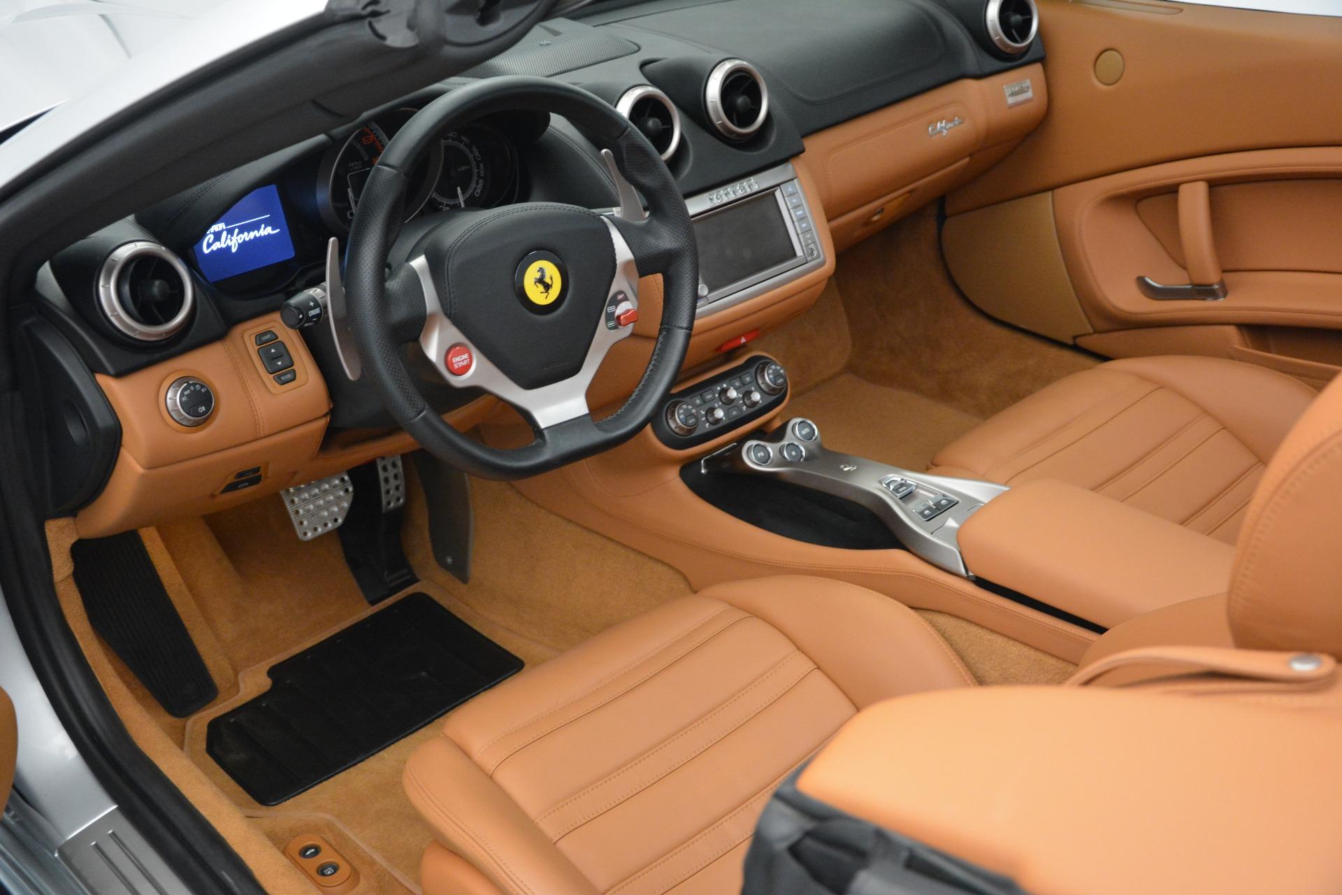 Used 2010 Ferrari California  For Sale In Westport, CT 2732_p26