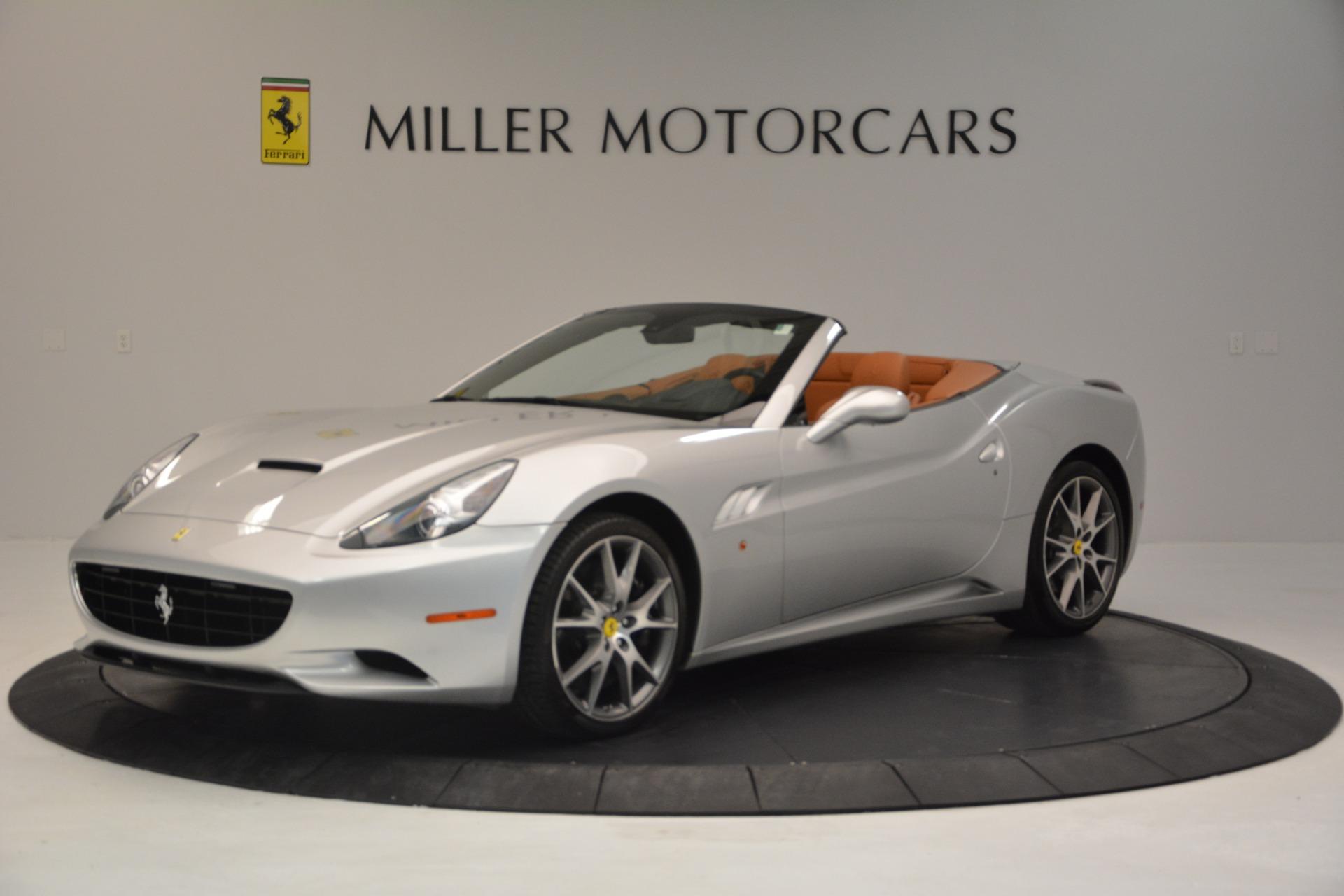 Used 2010 Ferrari California  For Sale In Westport, CT 2732_p2