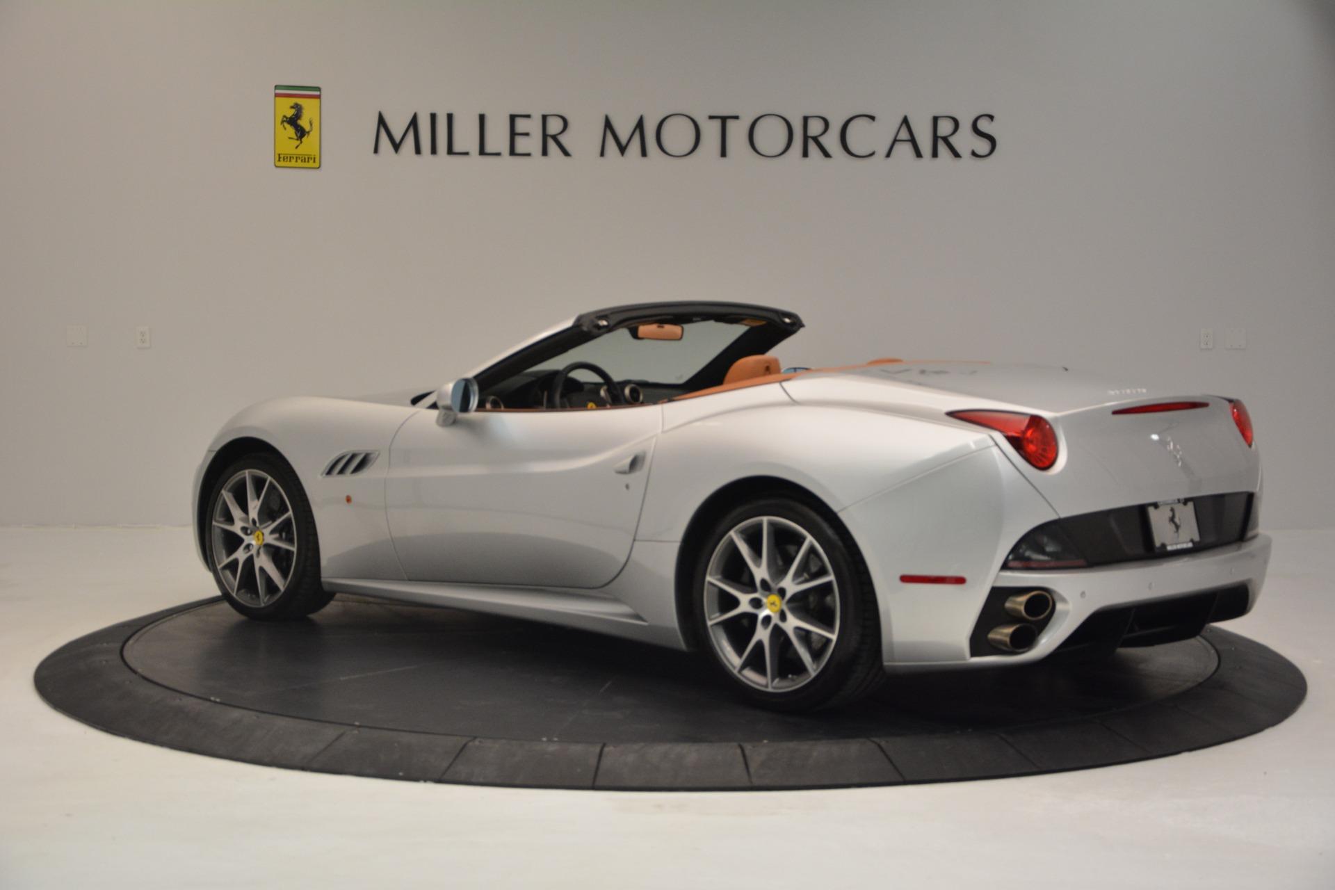 Used 2010 Ferrari California  For Sale In Westport, CT 2732_p4