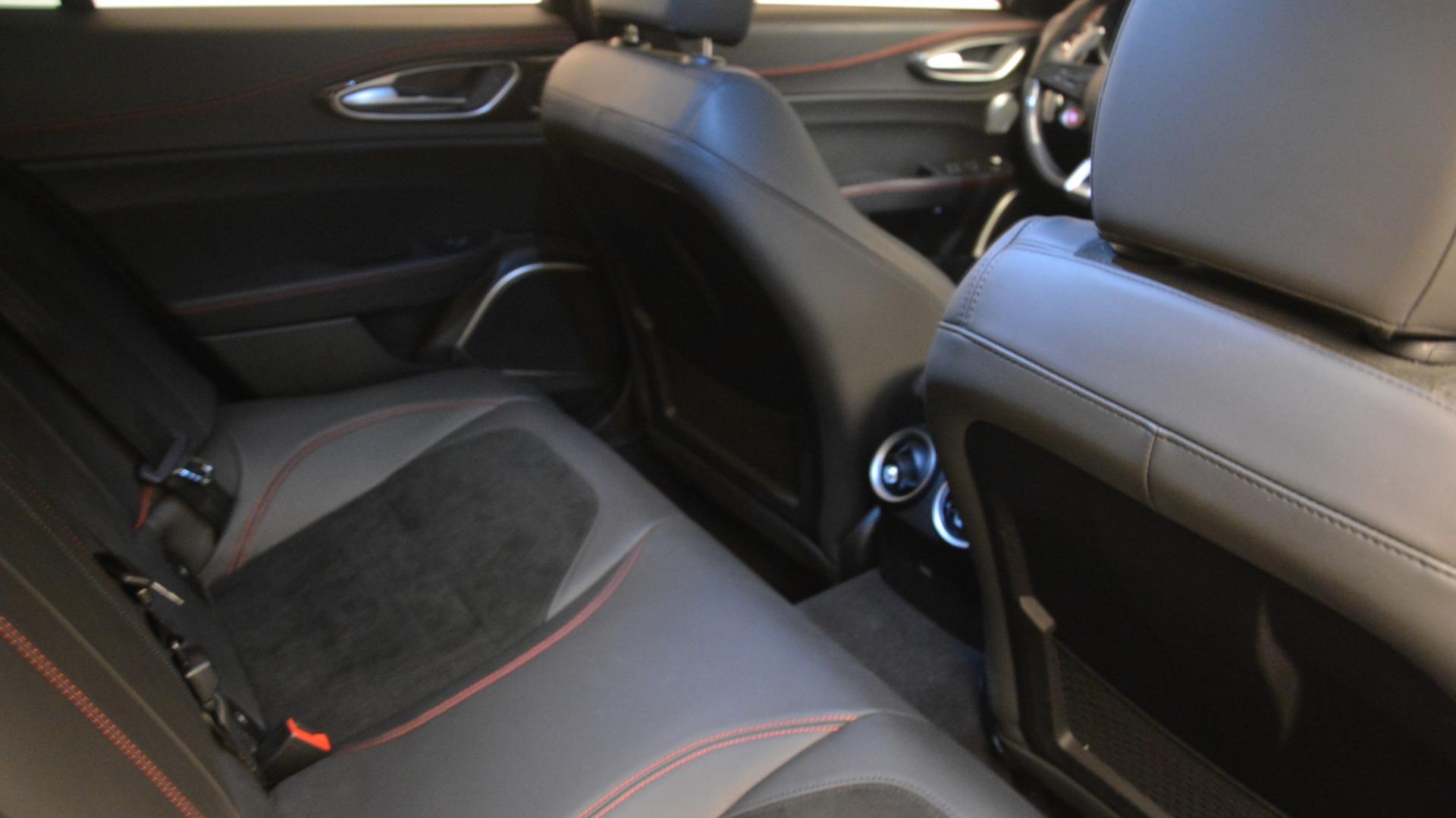 Used 2017 Alfa Romeo Giulia Quadrifoglio  For Sale In Westport, CT 2733_p24