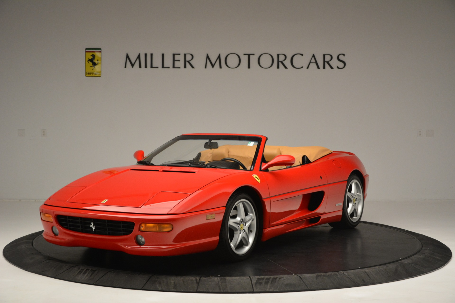Used 1997 Ferrari 355 Spider 6-Speed Manual For Sale In Westport, CT 2735_main