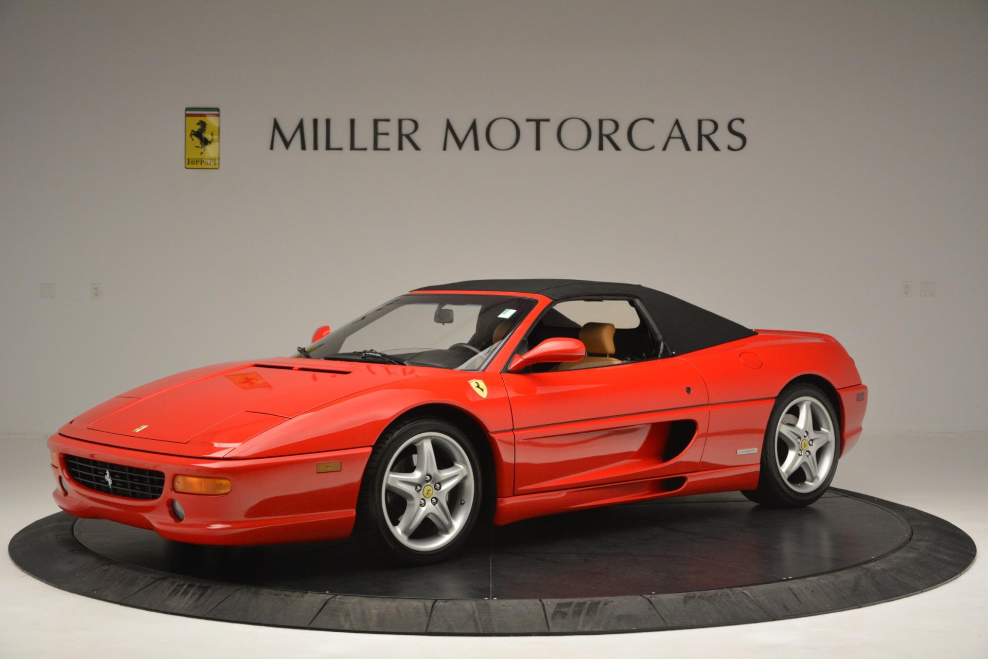 Used 1997 Ferrari 355 Spider 6-Speed Manual For Sale In Westport, CT 2735_p14
