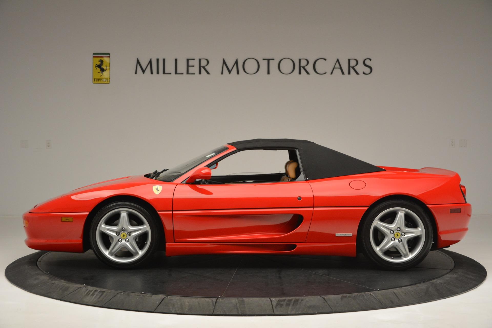 Used 1997 Ferrari 355 Spider 6-Speed Manual For Sale In Westport, CT 2735_p15