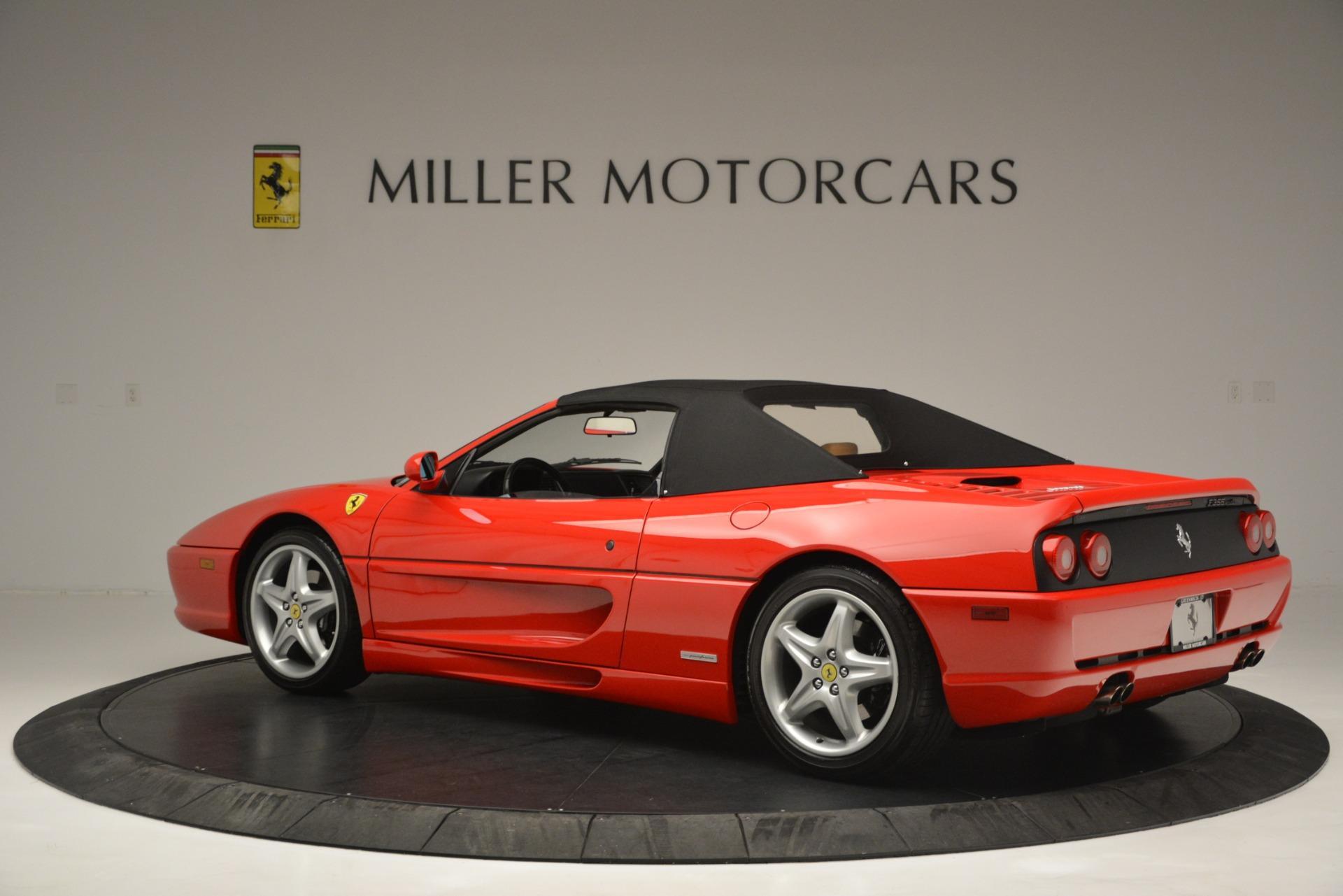 Used 1997 Ferrari 355 Spider 6-Speed Manual For Sale In Westport, CT 2735_p16