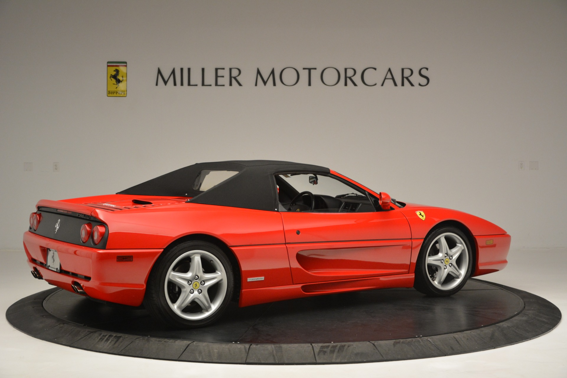 Used 1997 Ferrari 355 Spider 6-Speed Manual For Sale In Westport, CT 2735_p20