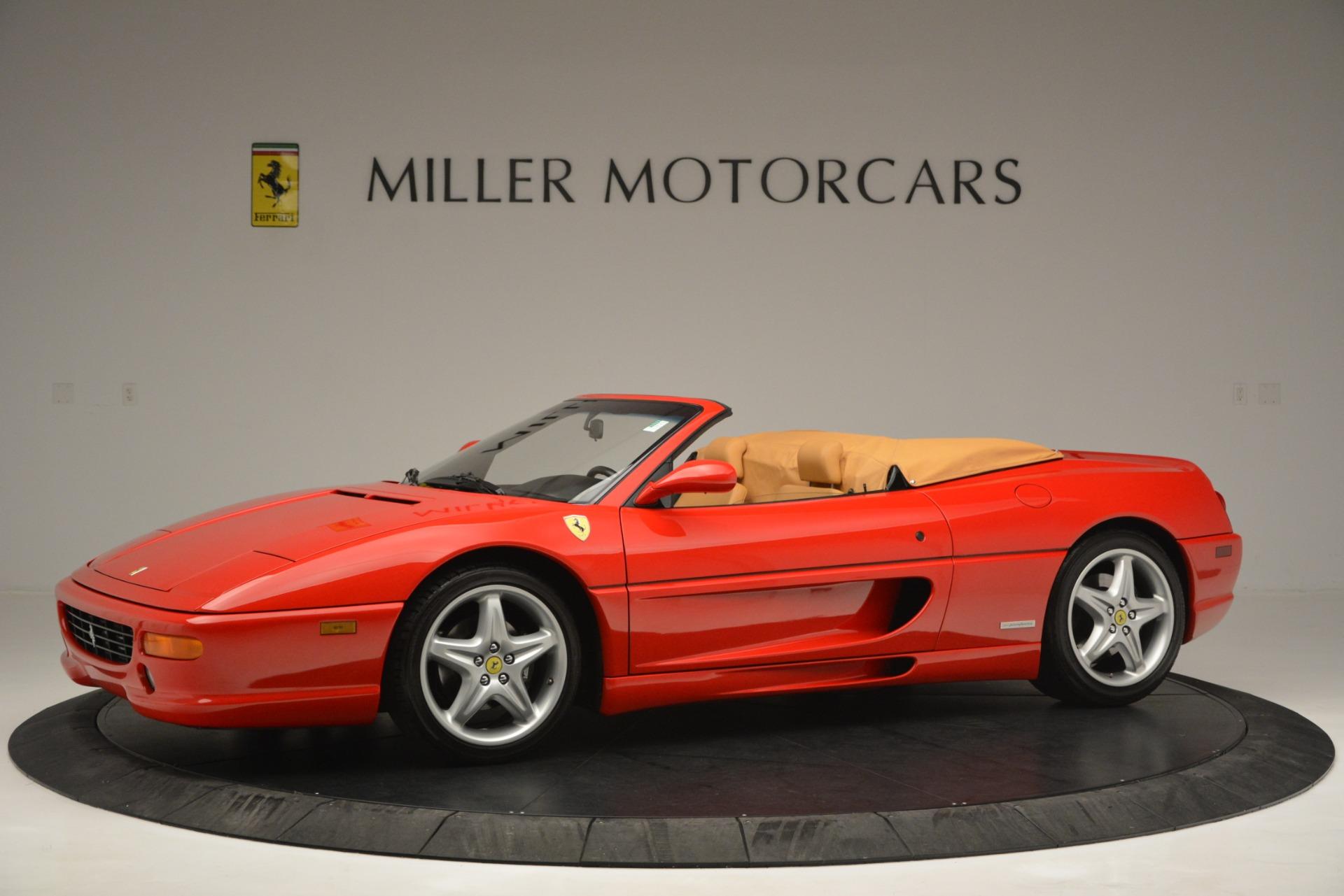 Used 1997 Ferrari 355 Spider 6-Speed Manual For Sale In Westport, CT 2735_p2