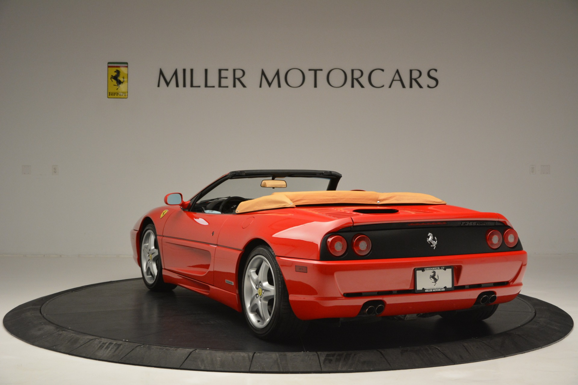 Used 1997 Ferrari 355 Spider 6-Speed Manual For Sale In Westport, CT 2735_p5