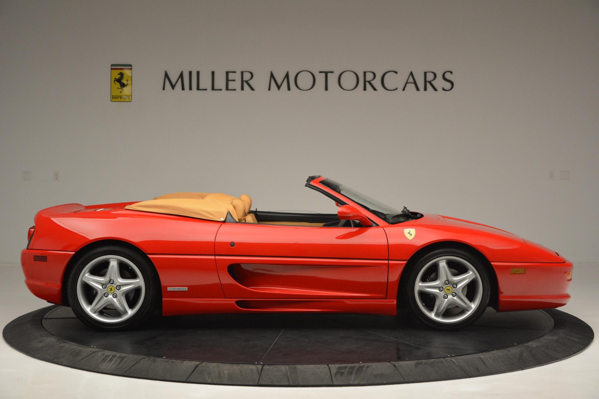 Used 1997 Ferrari 355 Spider 6-Speed Manual For Sale In Westport, CT 2735_p9