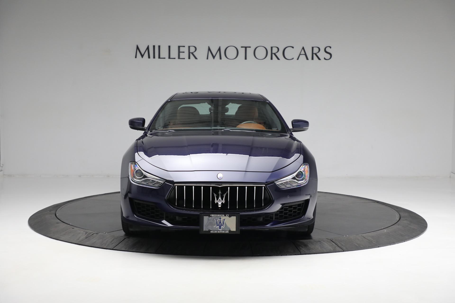 New 2019 Maserati Ghibli S Q4 For Sale In Westport, CT 2736_p11