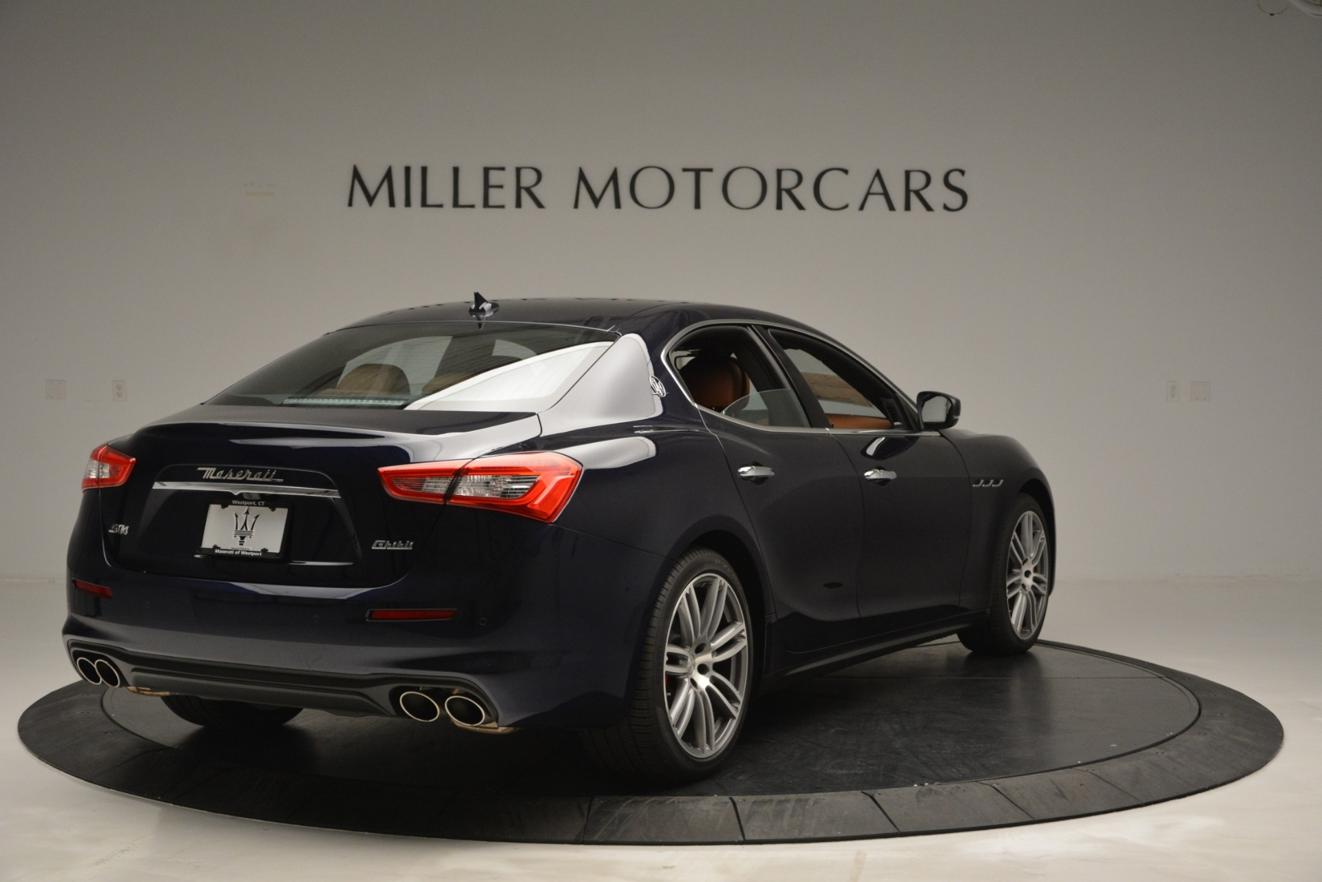 New 2019 Maserati Ghibli S Q4 For Sale In Westport, CT 2737_p7