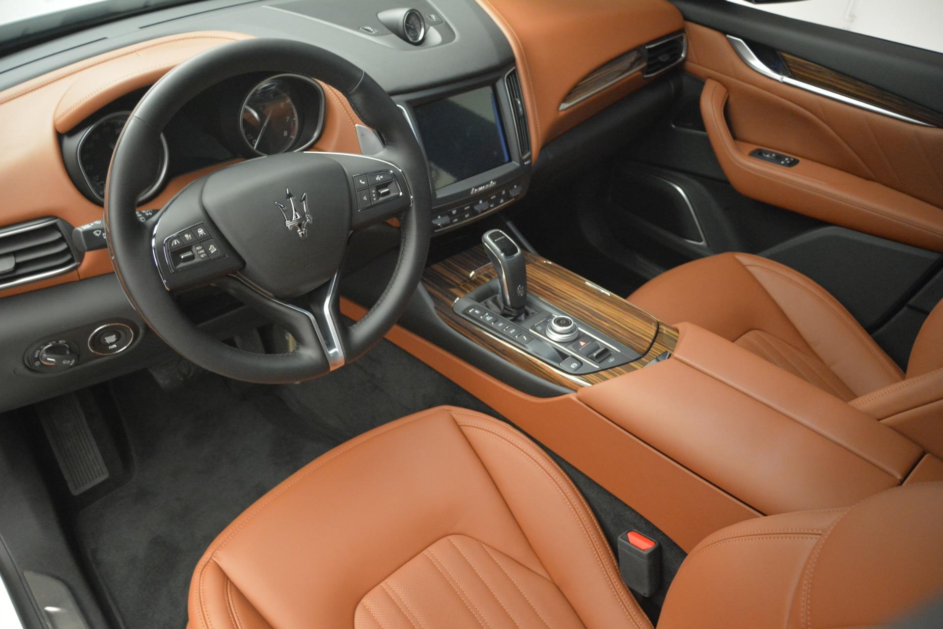 New 2019 Maserati Levante Q4 GranLusso For Sale In Westport, CT 2740_p13