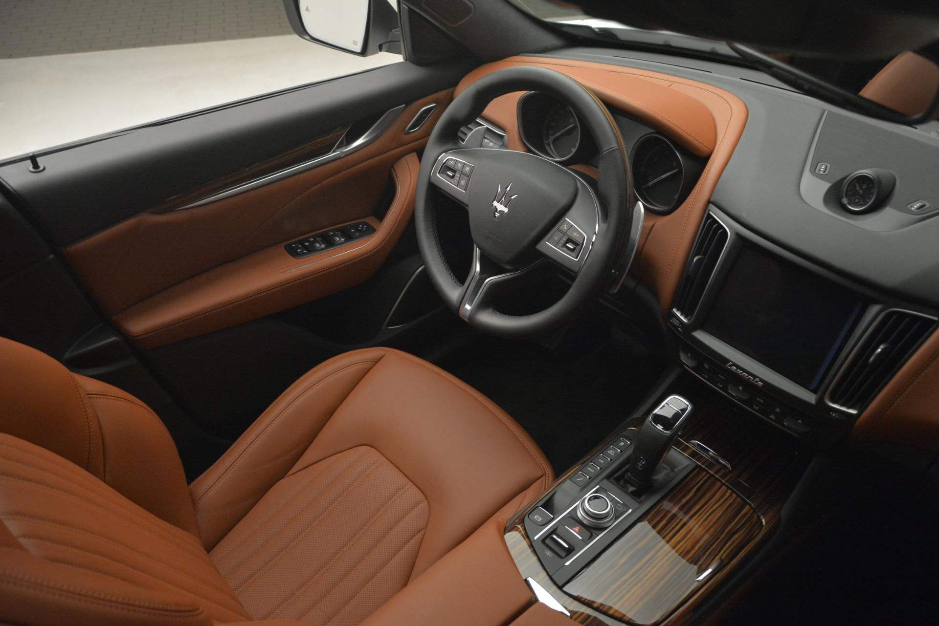 New 2019 Maserati Levante Q4 GranLusso For Sale In Westport, CT 2740_p15