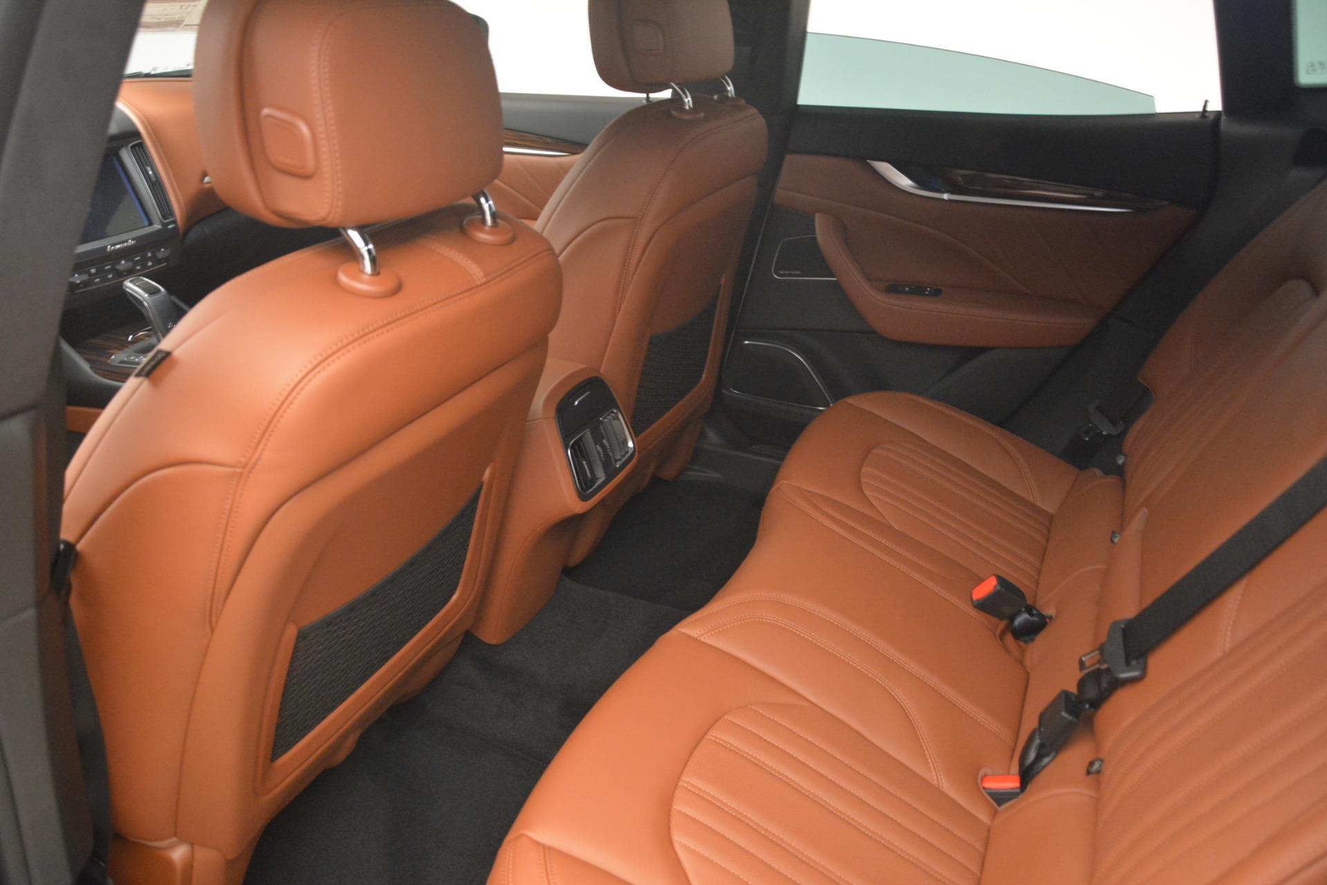 New 2019 Maserati Levante Q4 GranLusso For Sale In Westport, CT 2740_p18