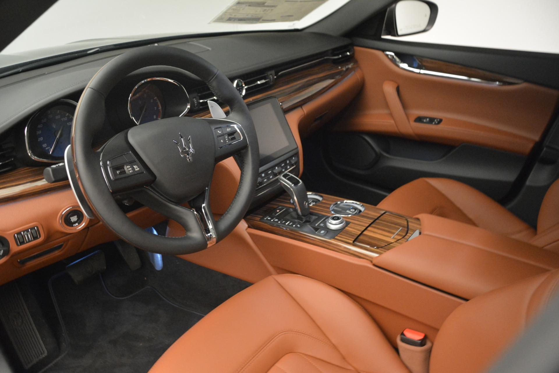 New 2019 Maserati Quattroporte S Q4 For Sale In Westport, CT 2742_p13