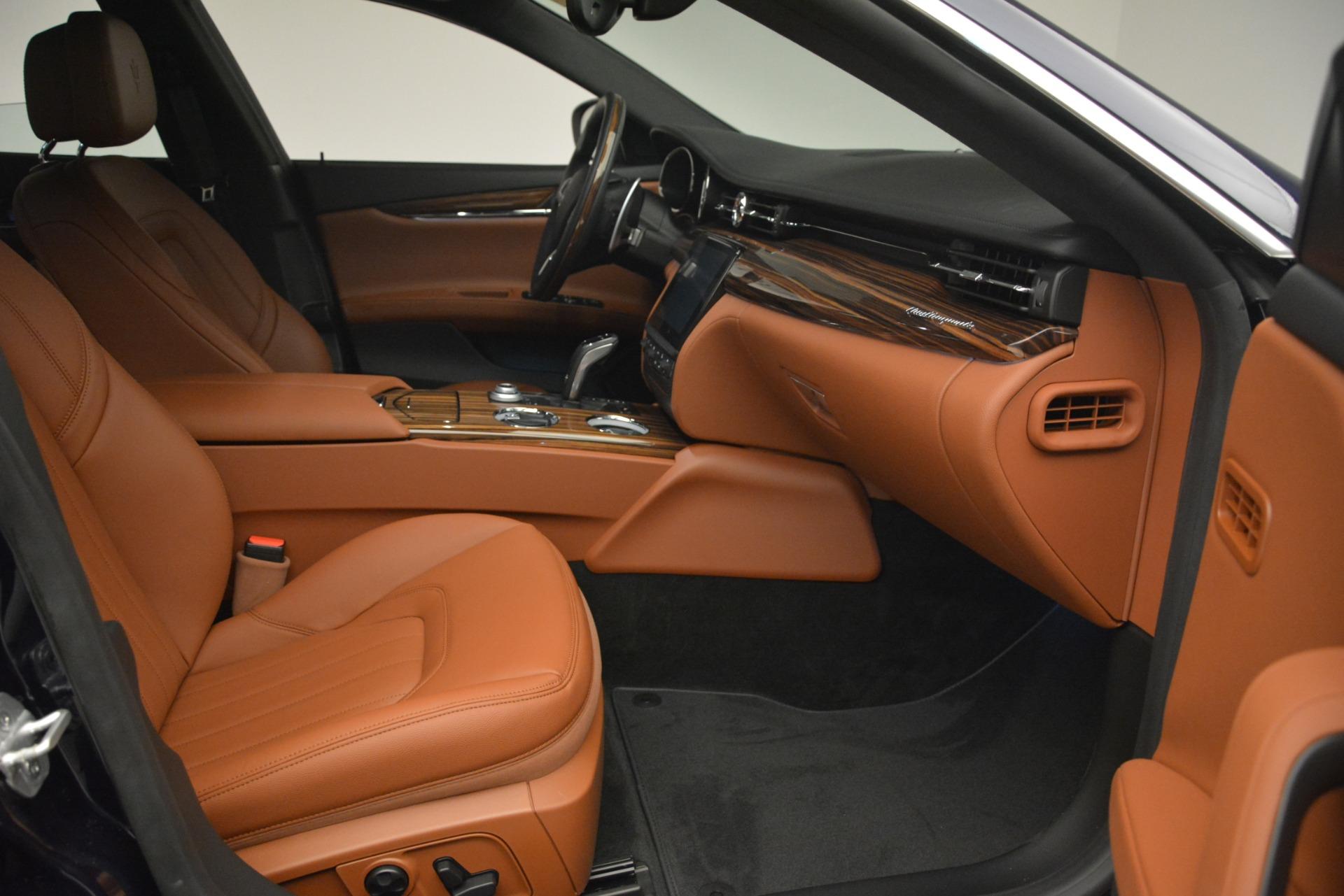 New 2019 Maserati Quattroporte S Q4 For Sale In Westport, CT 2742_p24